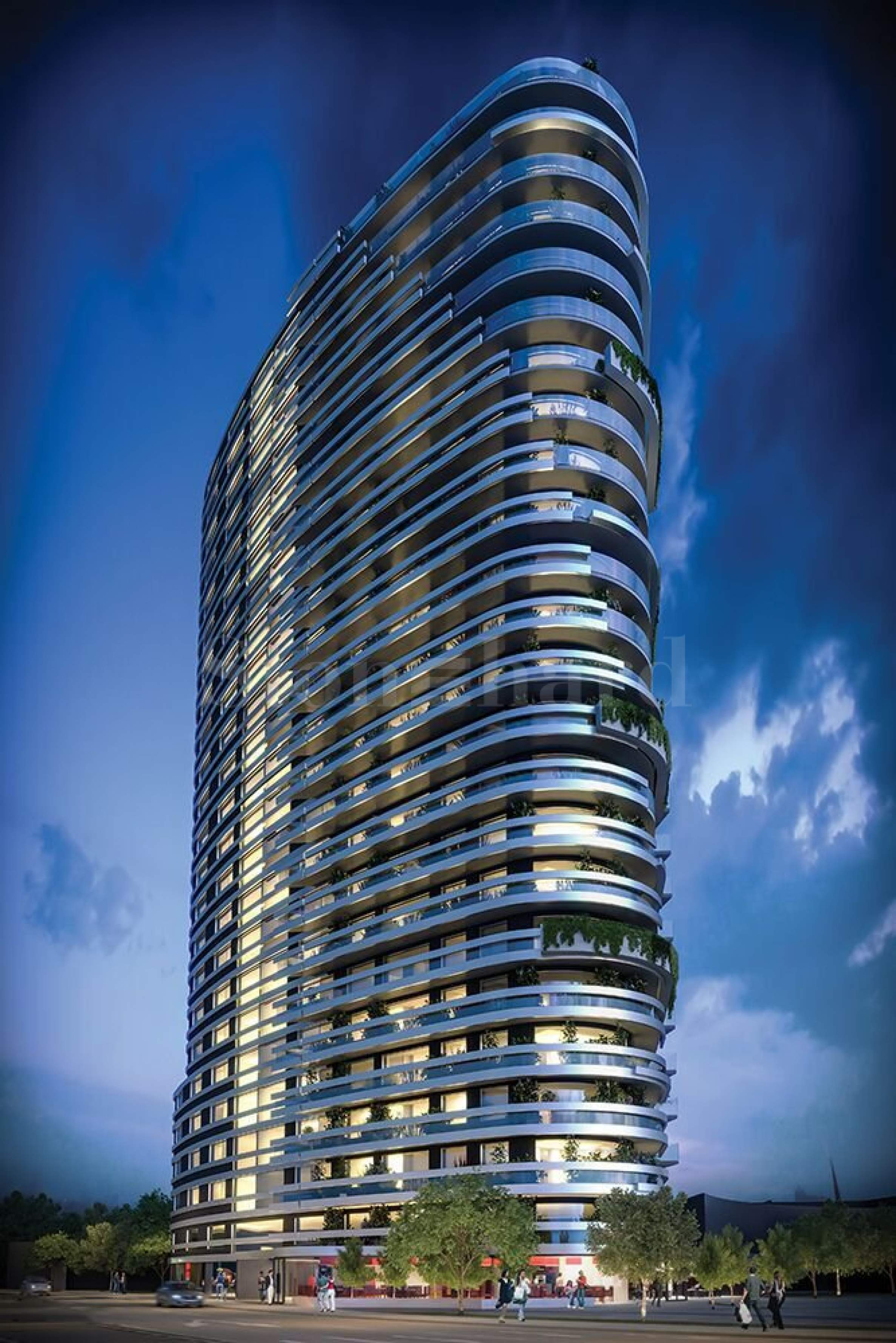 New residential tower near Royal Victoria Dock2 - Stonehard