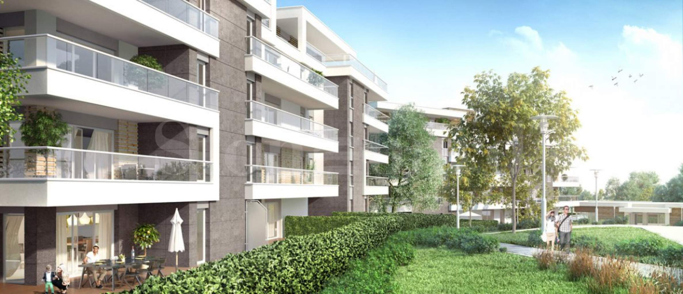 New-build apartments in Thoiry (FR) near Geneva1 - Stonehard