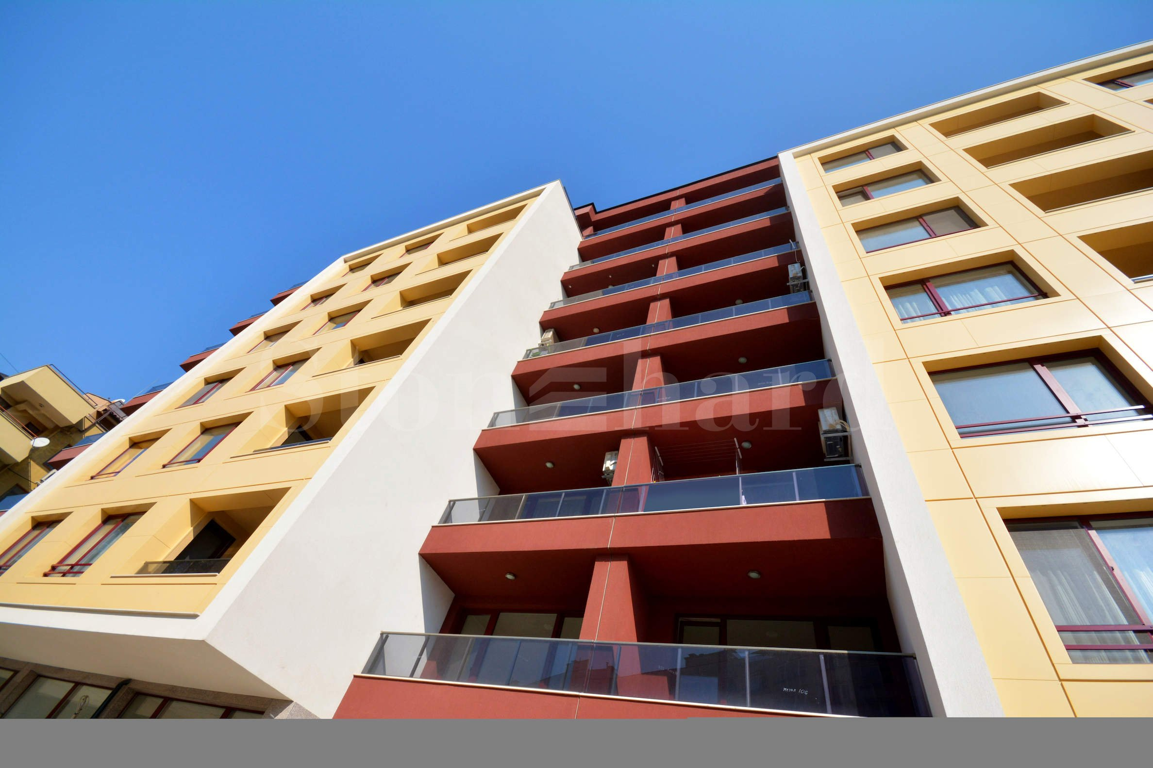 Residential Complex Danube - stylish apartments near the center of Plovdiv1 - Stonehard