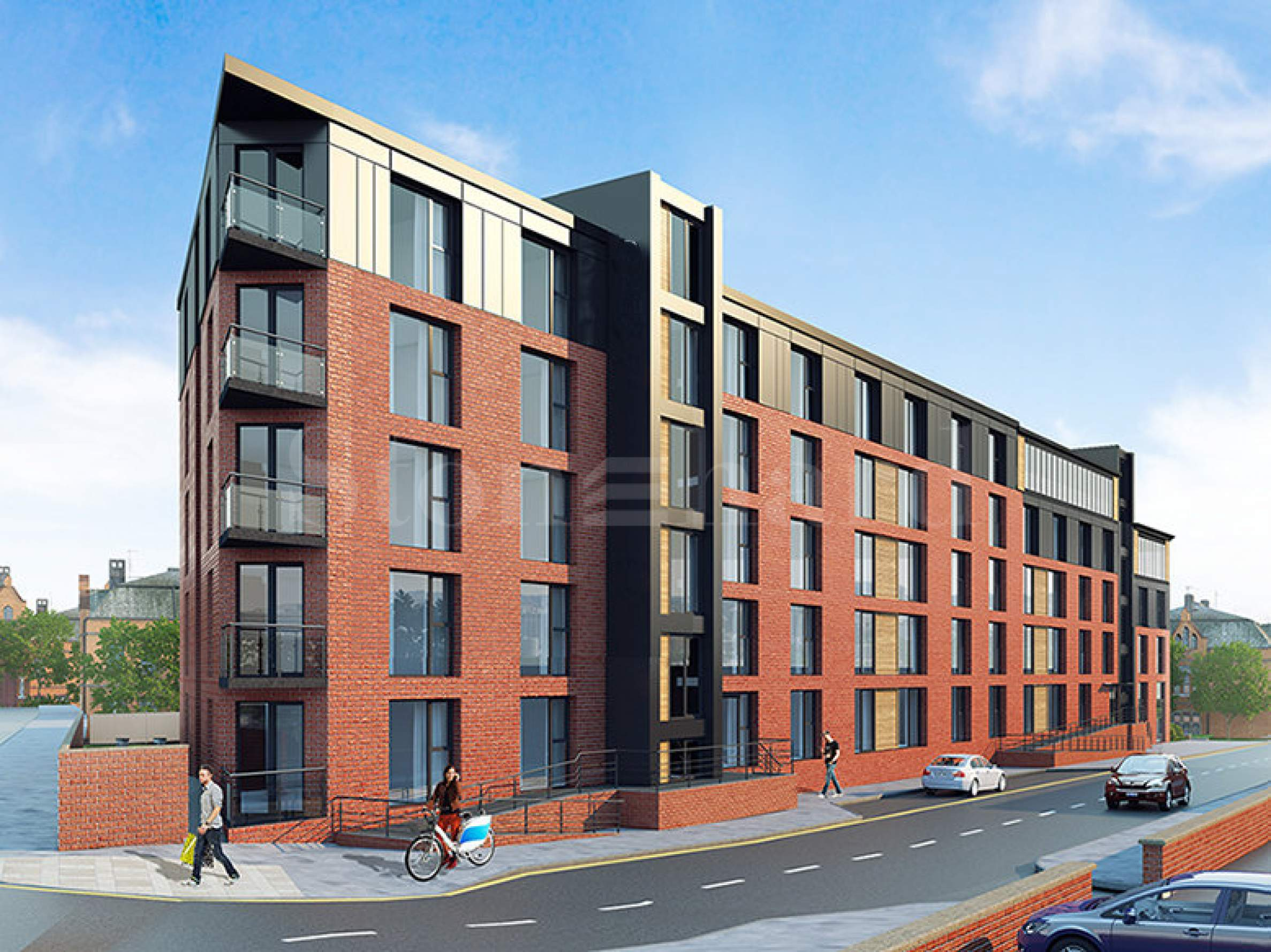 Modern Student Accommodation in the University city of Sheffield1 - Stonehard