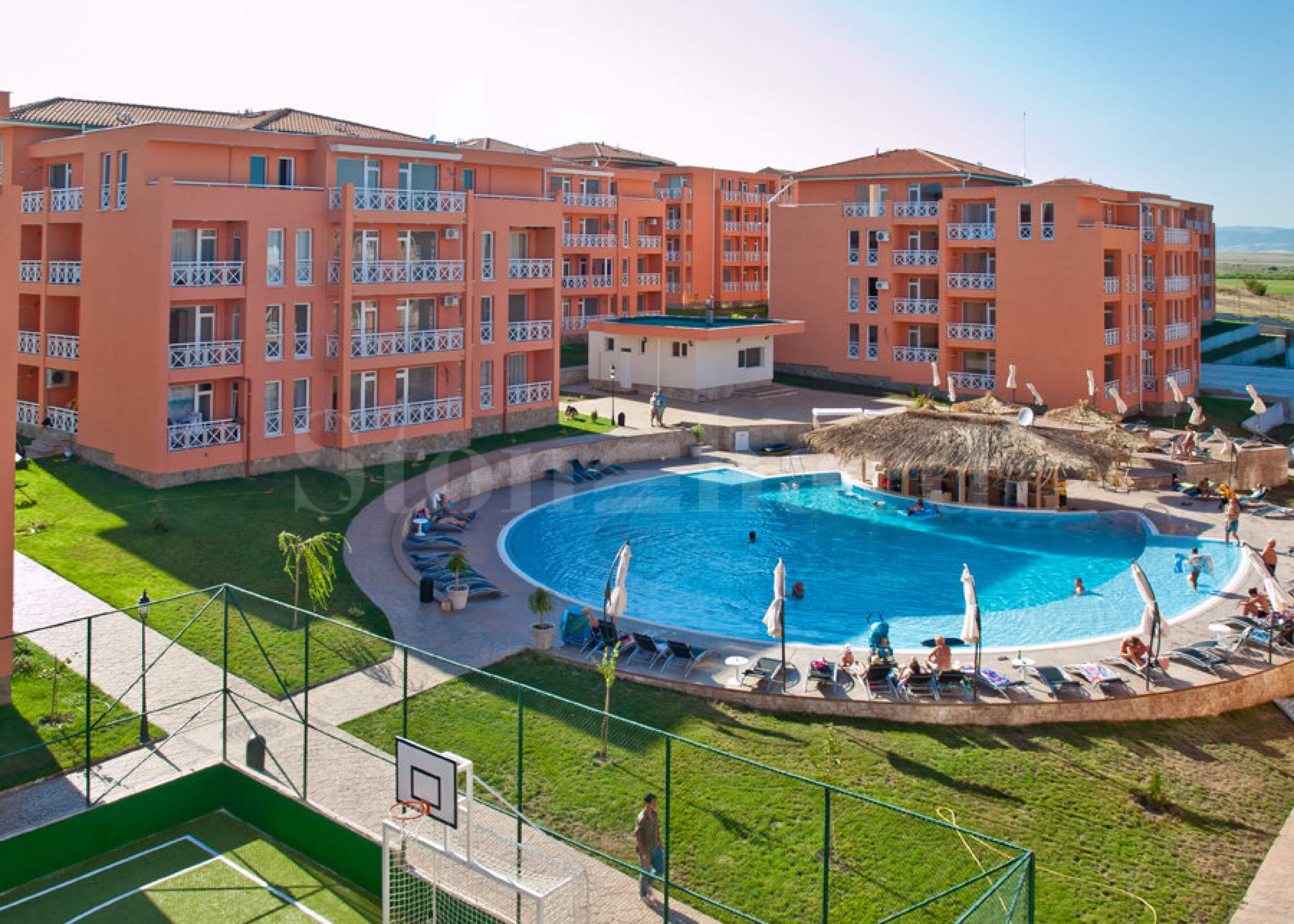 Apartments at attractive prices near popular beach resort1 - Stonehard
