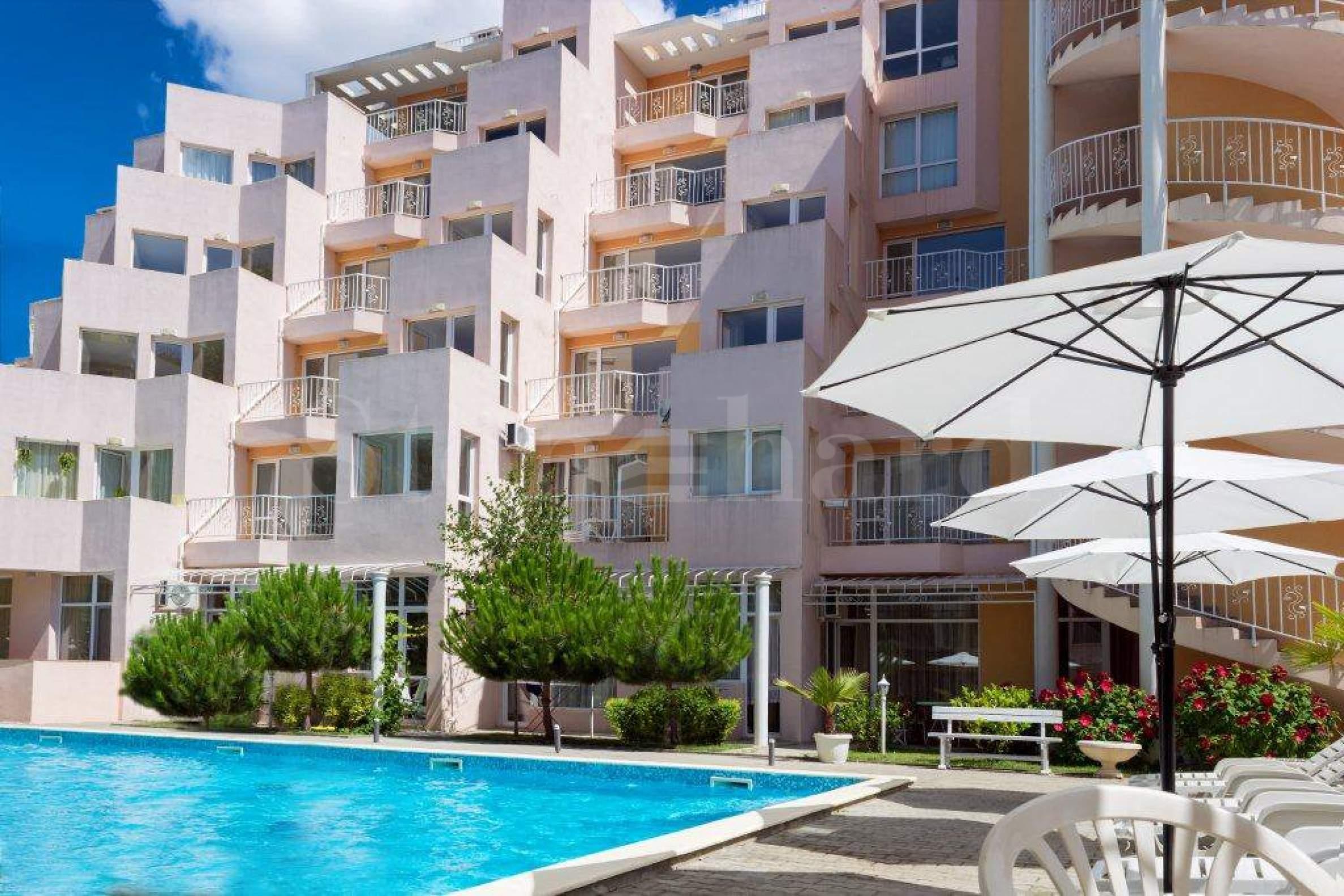 Ваканционни апартаменти в луксозен комплекс в центъра2 - Stonehard