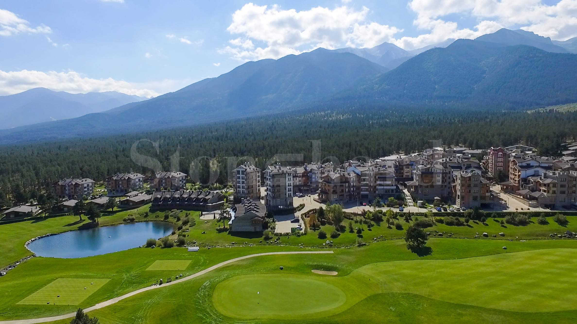 Exclusive golf apartments in the world famous Bansko ski resort2 - Stonehard
