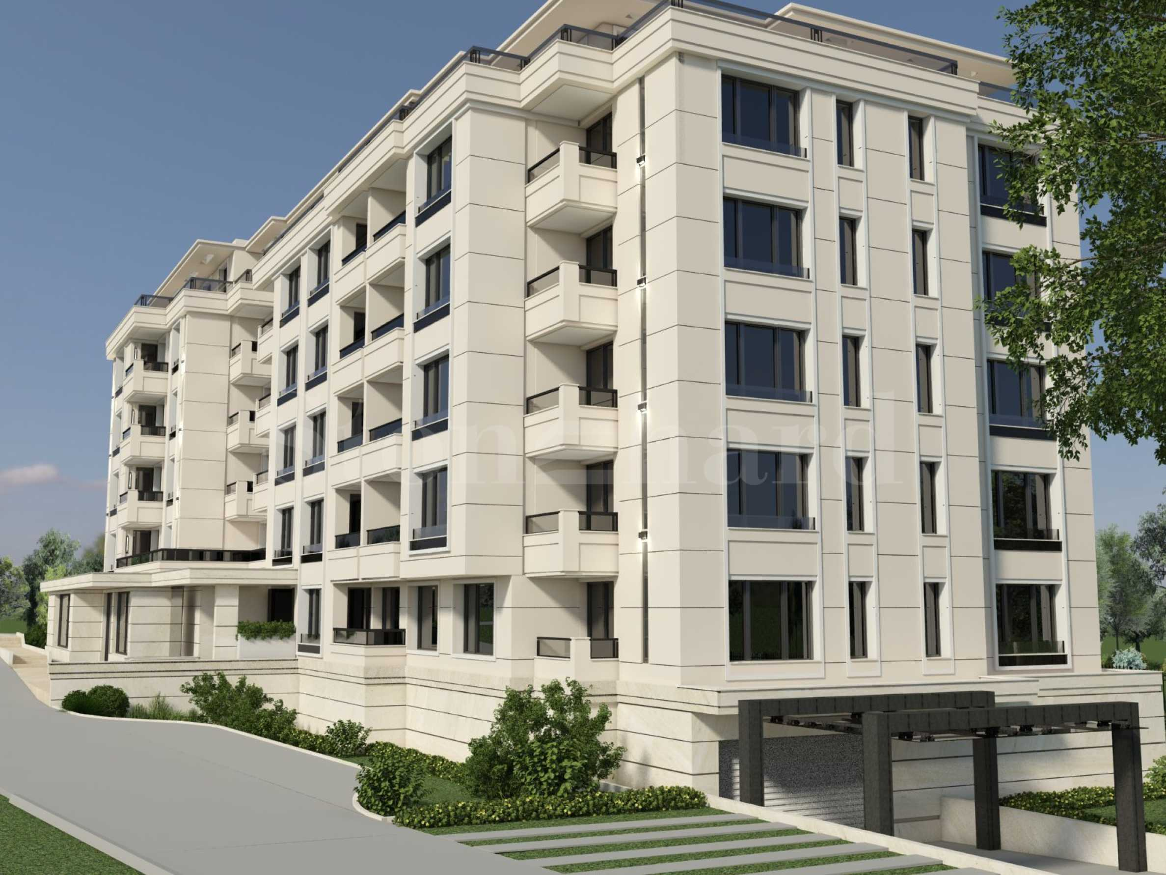 Stylish high-quality residential complex in Mladost 2 District1 - Stonehard
