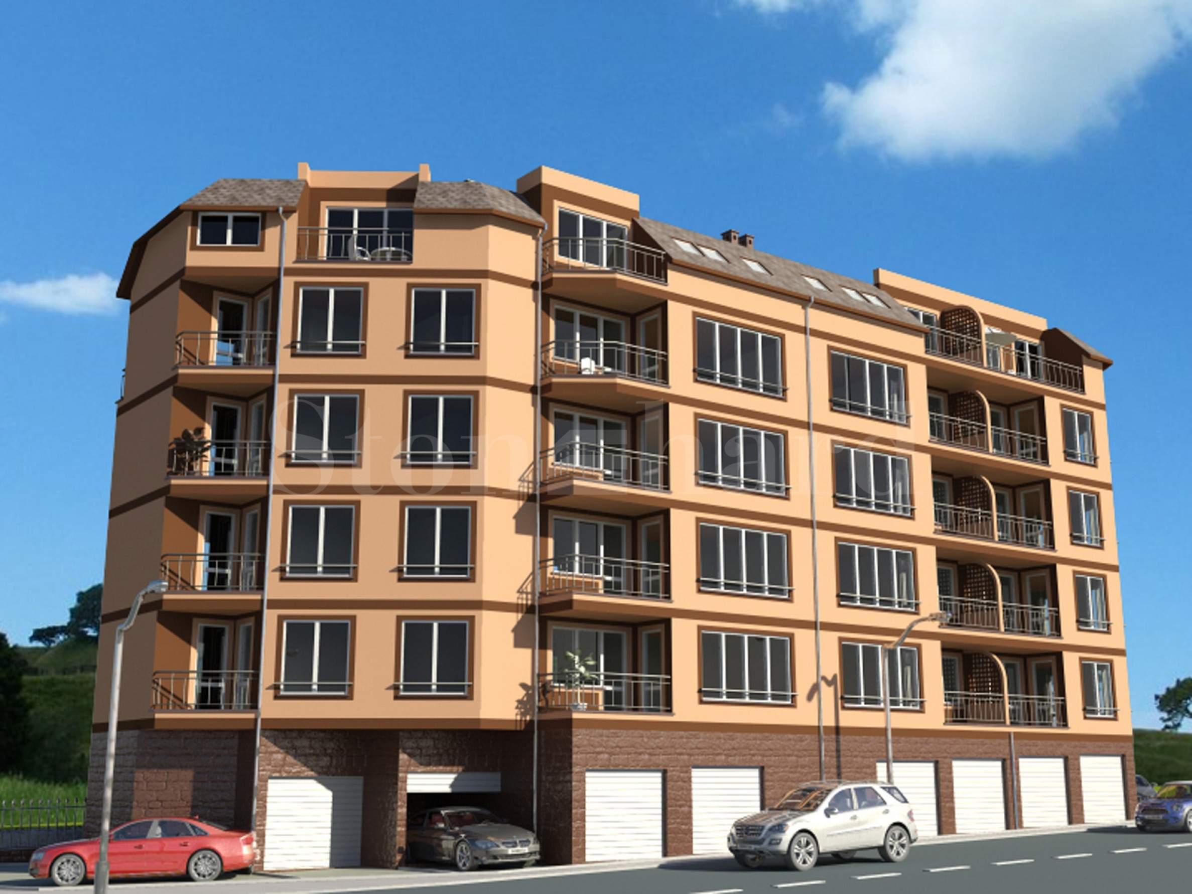 Нови апартаменти в строяща се сграда с гледки към Витоша1 - Stonehard