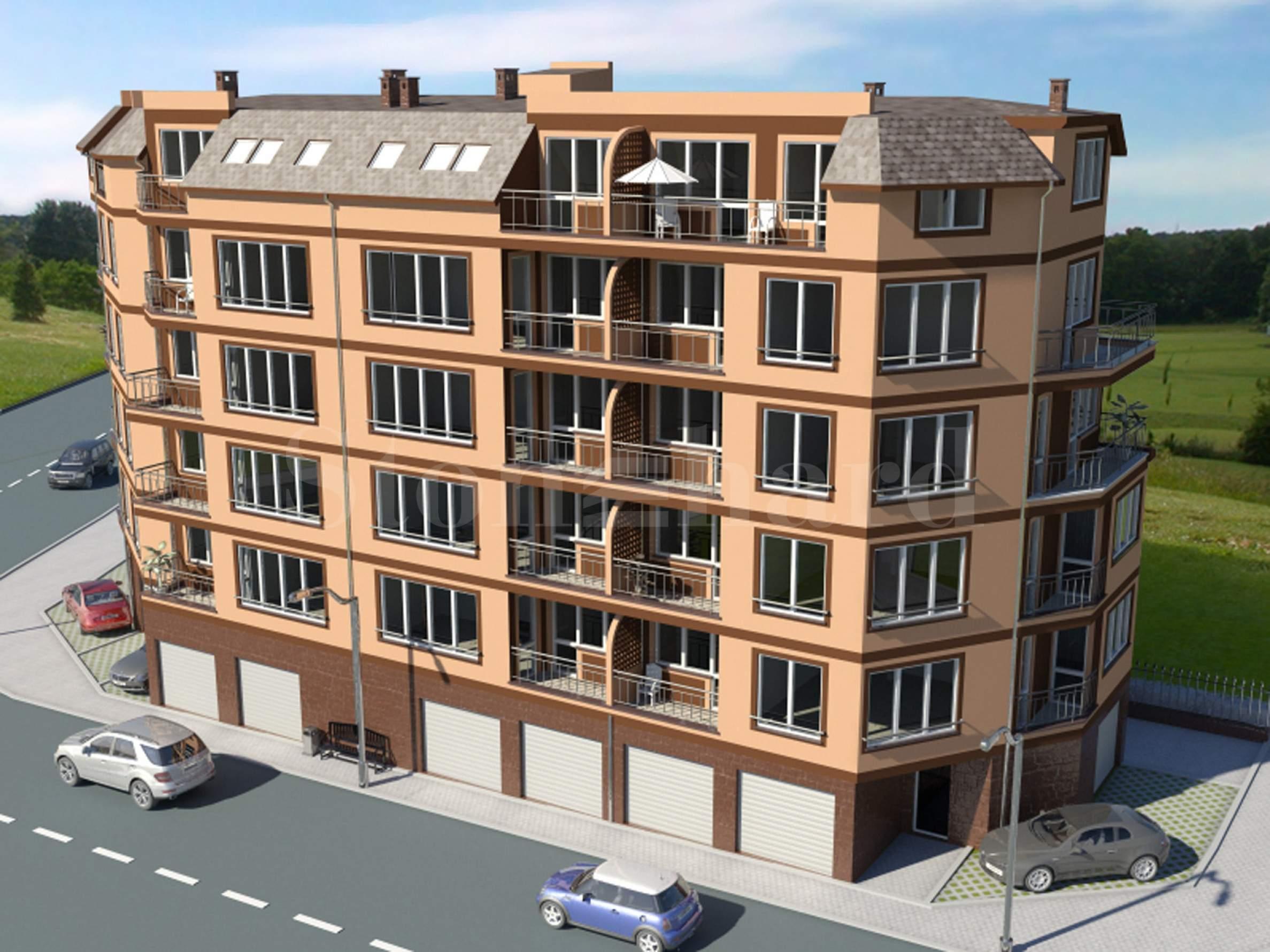 Нови апартаменти в строяща се сграда с гледки към Витоша2 - Stonehard
