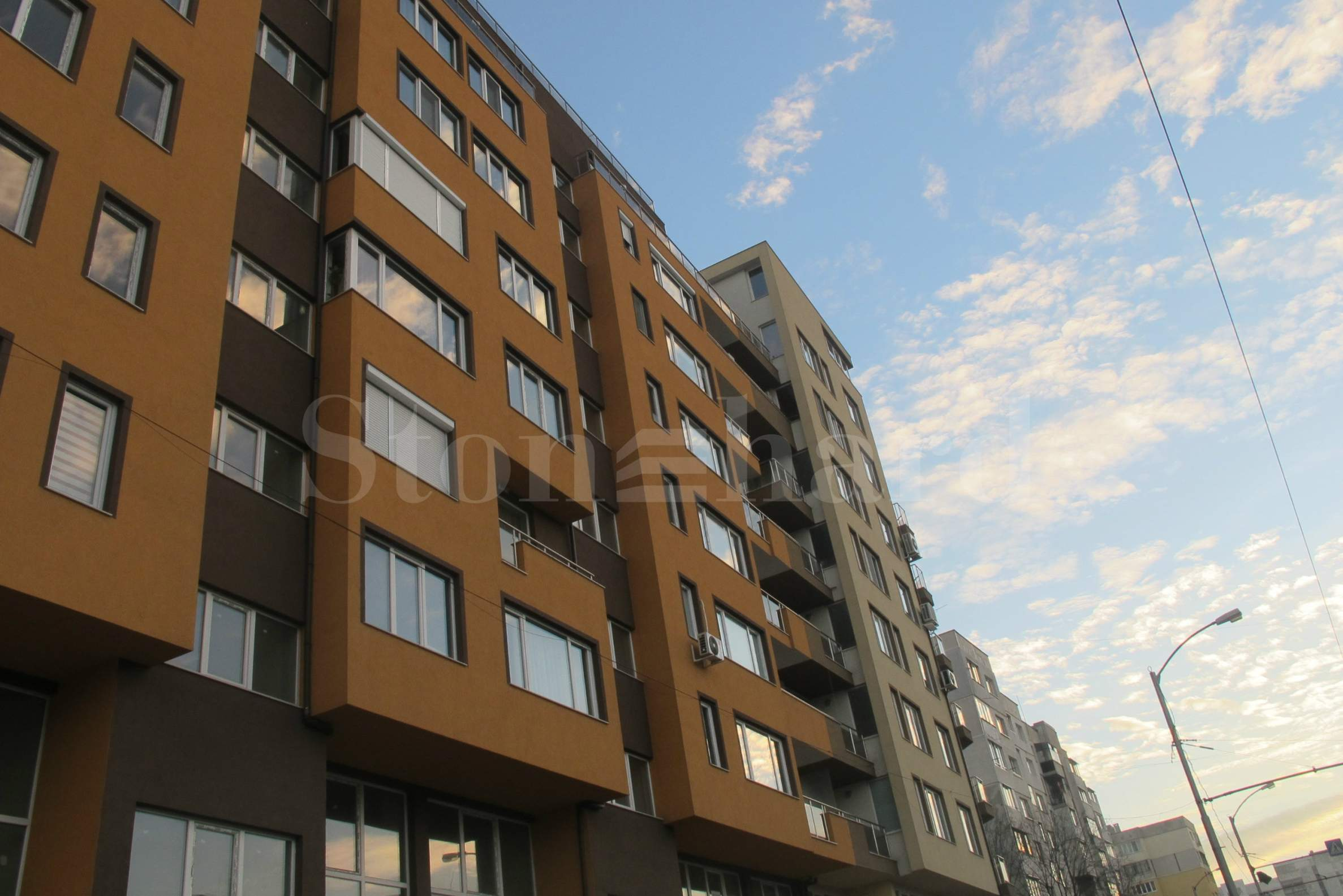 Apartments in a new building in Lyulin District1 - Stonehard