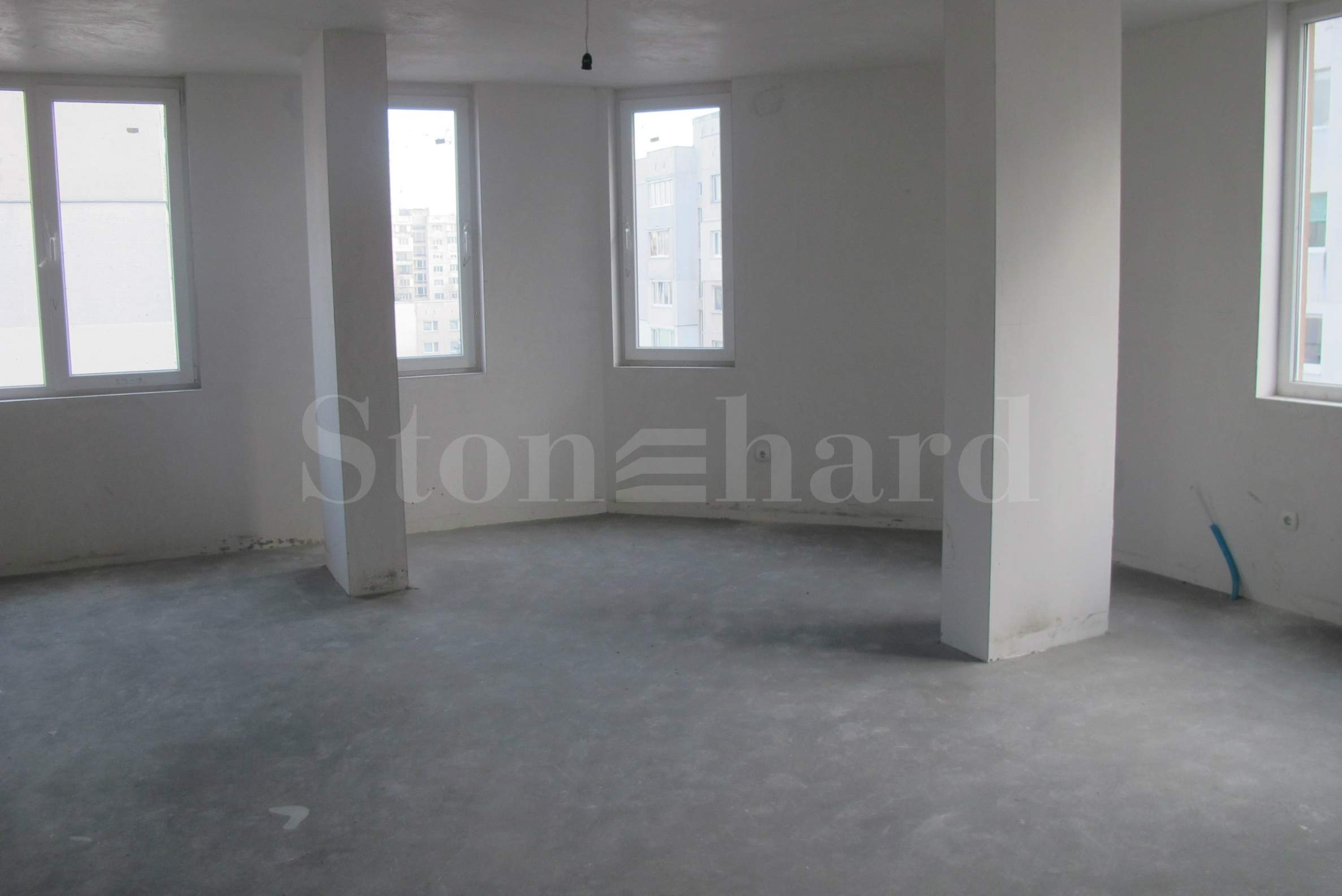 Apartments in a new building in Lyulin District2 - Stonehard
