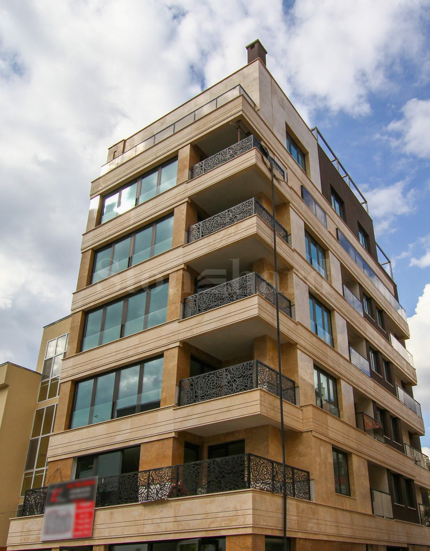 Просторни нови апартаменти в красива сграда до Сердика Център1 - Stonehard