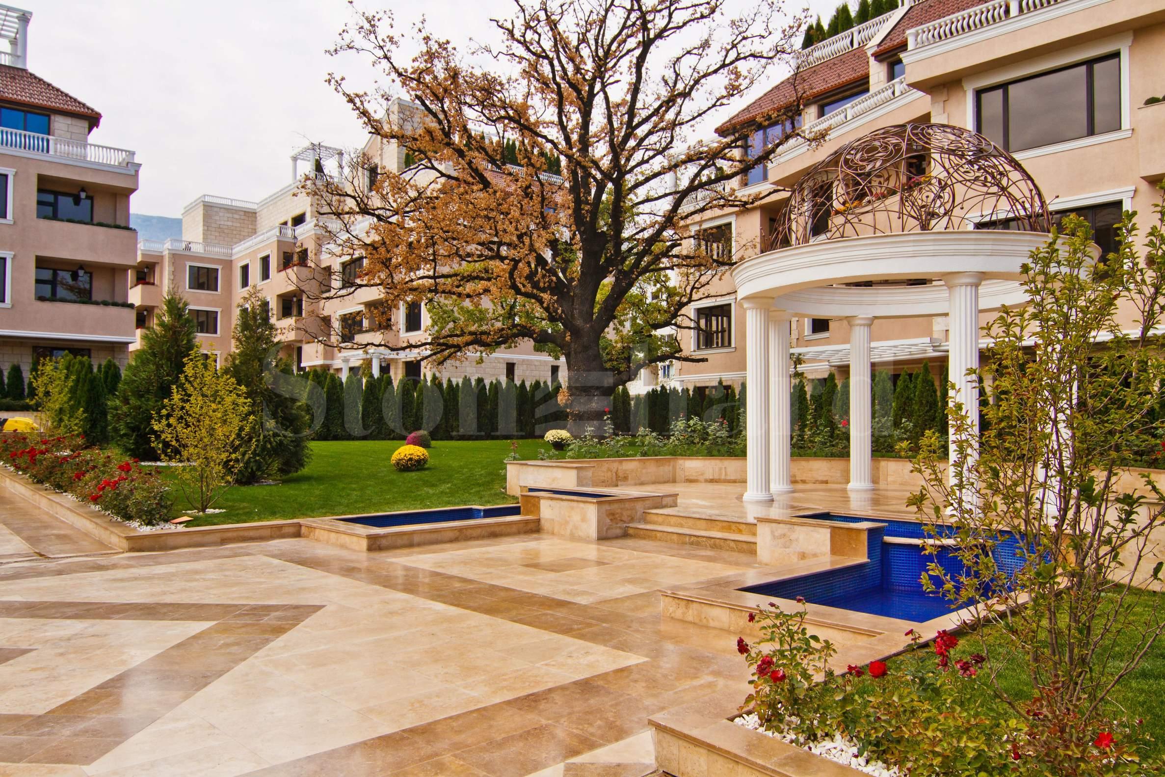 Красив комплекс с апартаменти в полите на Витоша1 - Stonehard
