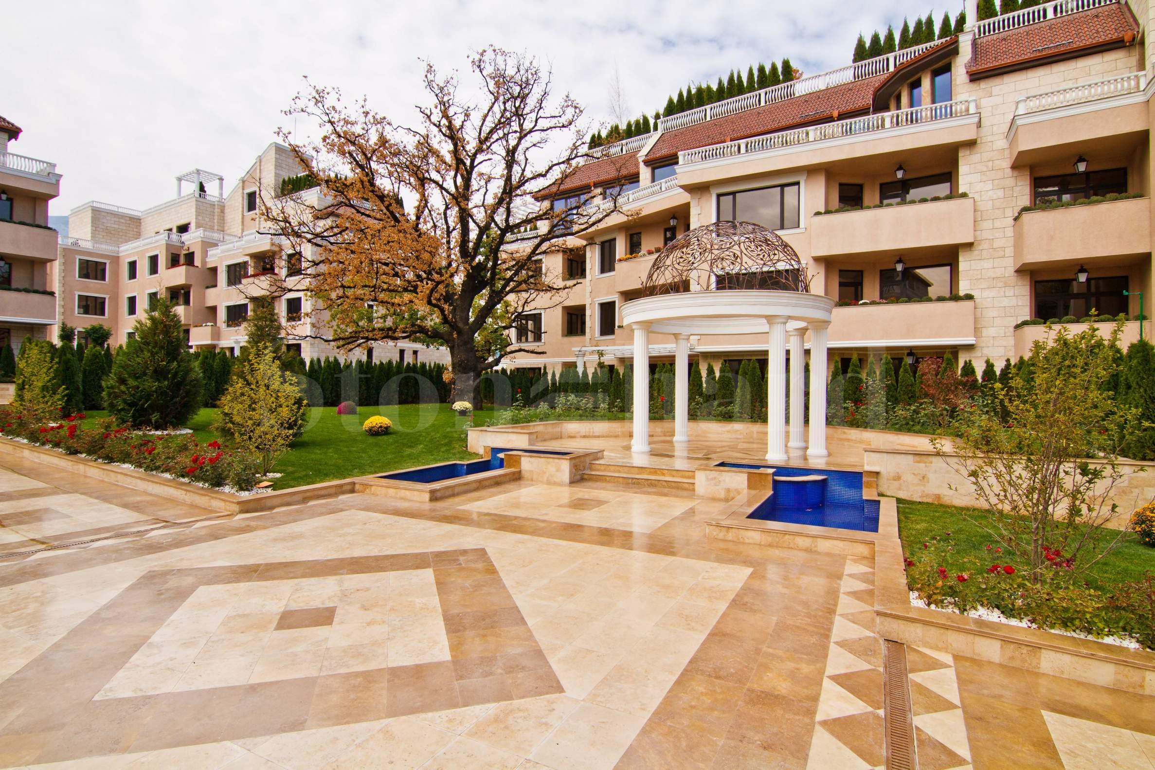 Красив комплекс с апартаменти в полите на Витоша2 - Stonehard