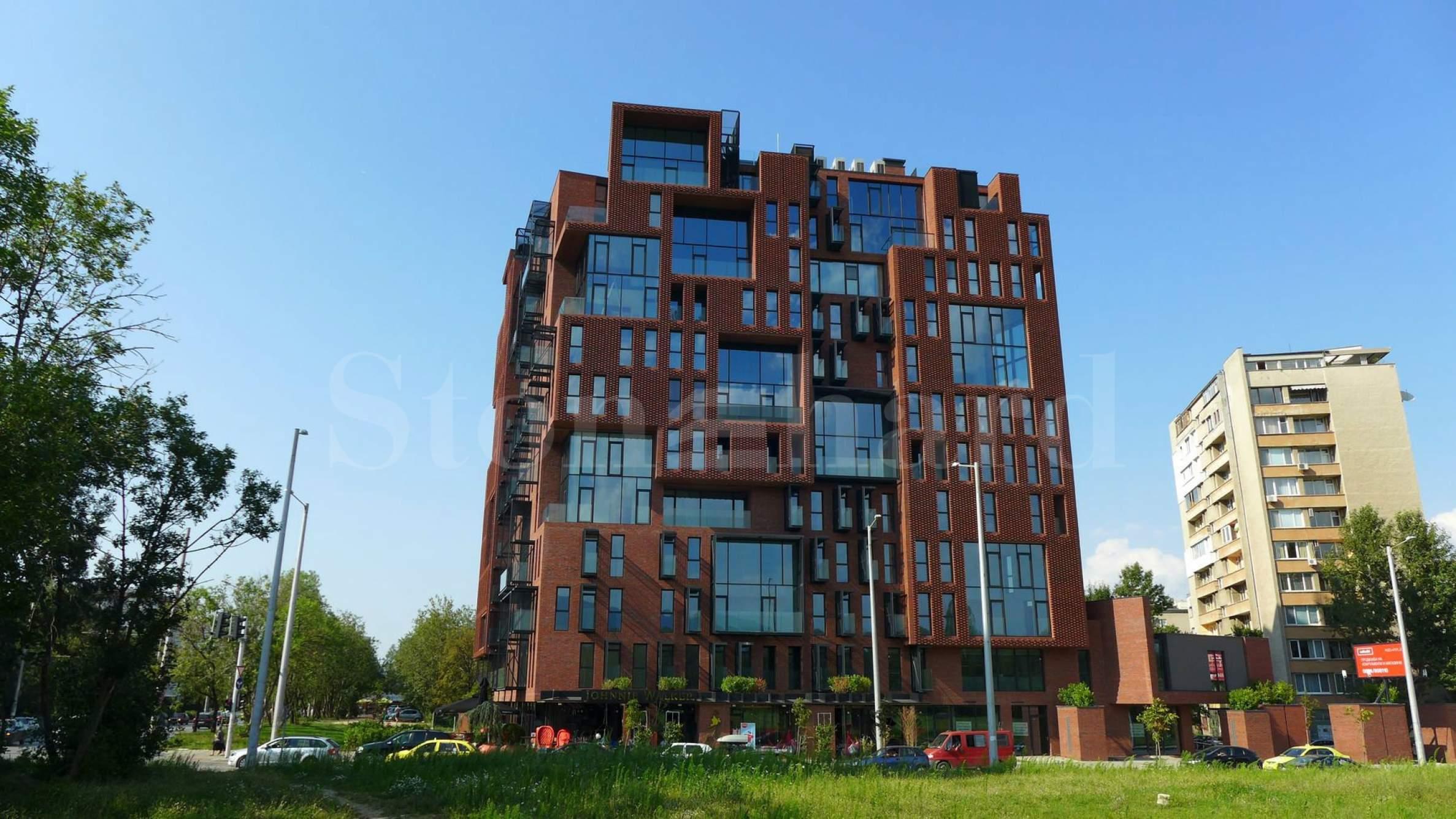 Комфортна жилищна сграда сред много зеленина1 - Stonehard