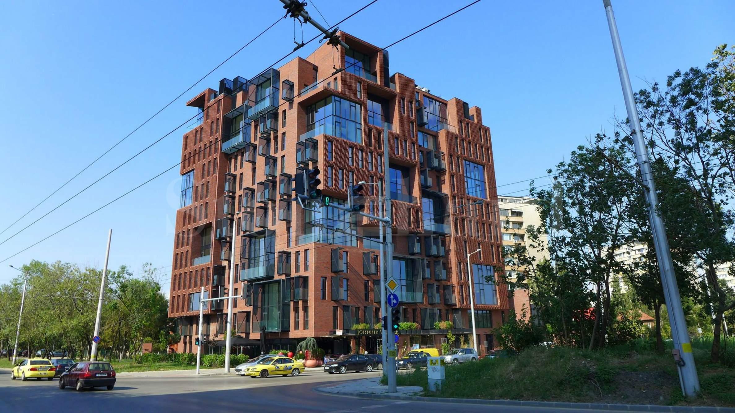 Комфортна жилищна сграда сред много зеленина2 - Stonehard