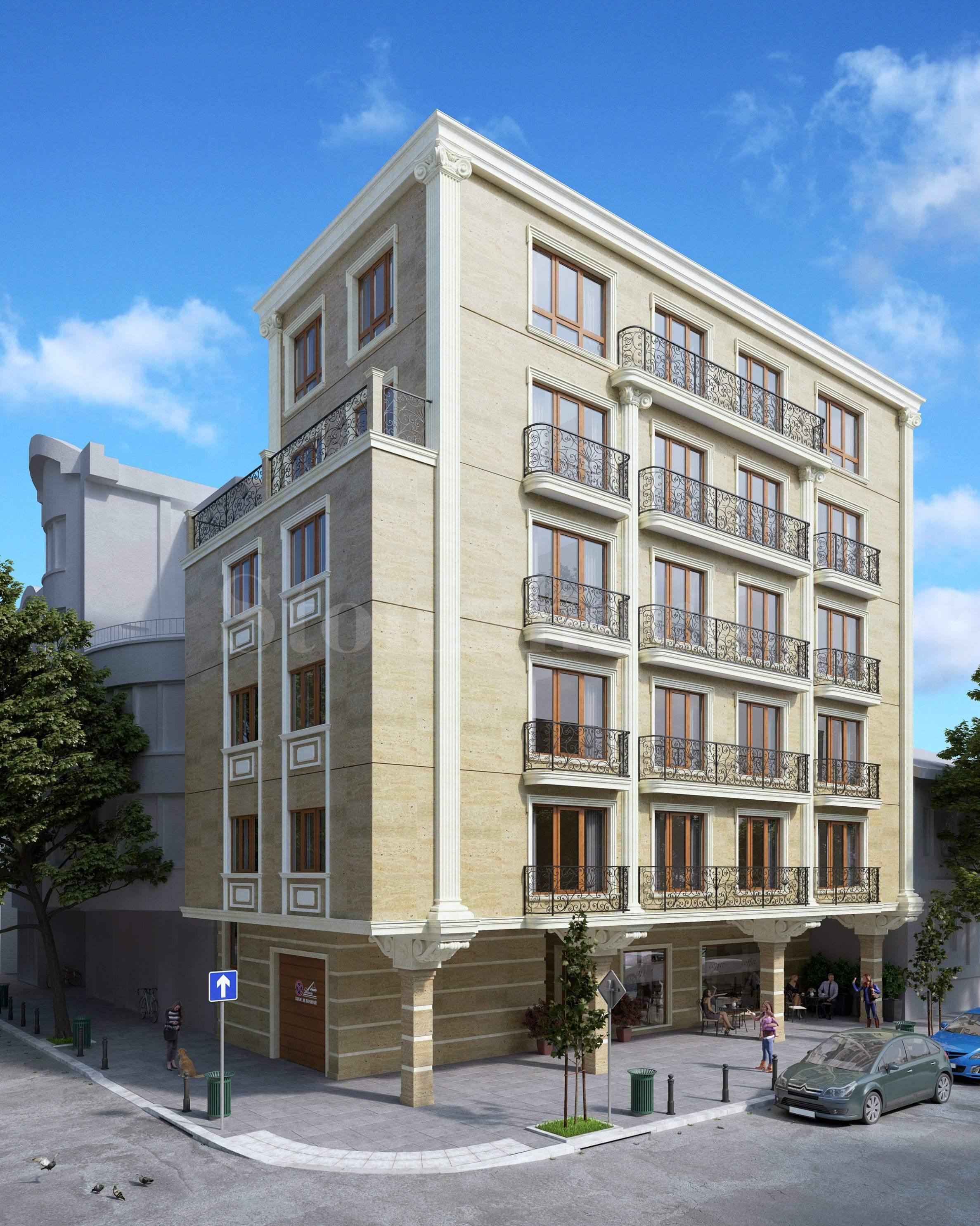 Модерни апартаменти до Медицински университет1 - Stonehard