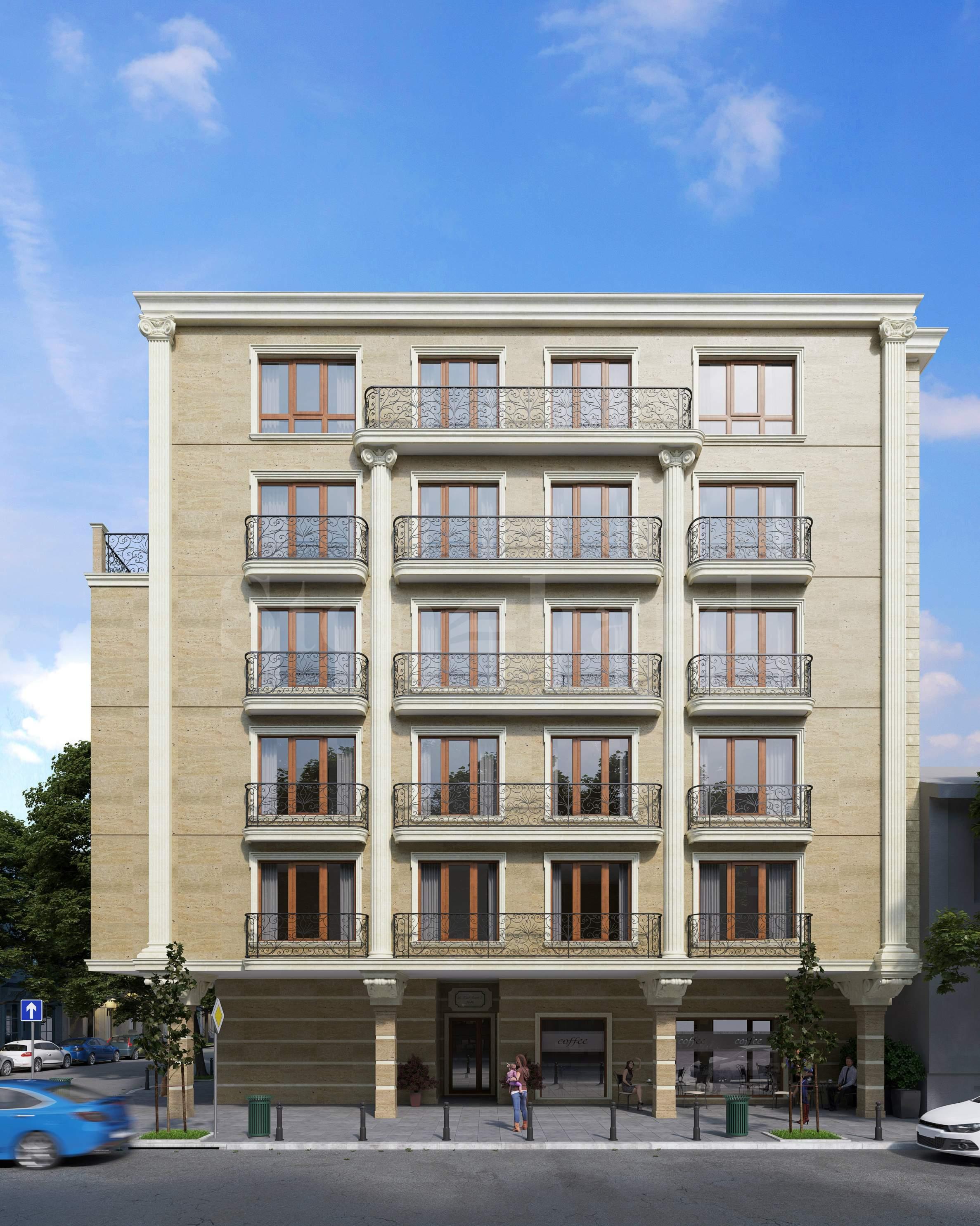 Модерни апартаменти до Медицински университет2 - Stonehard