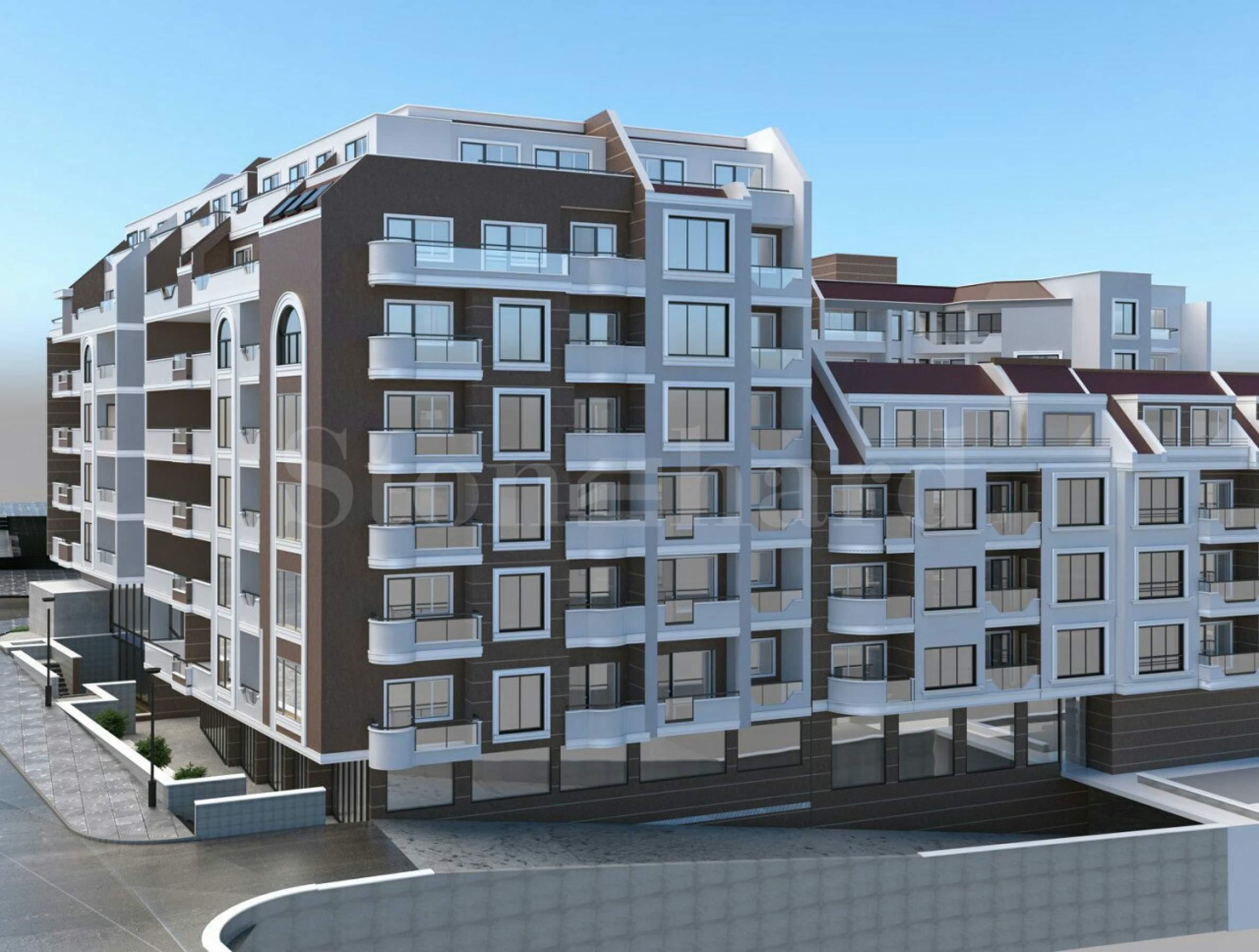 Нов комплекс близо до Технически Университет1 - Stonehard