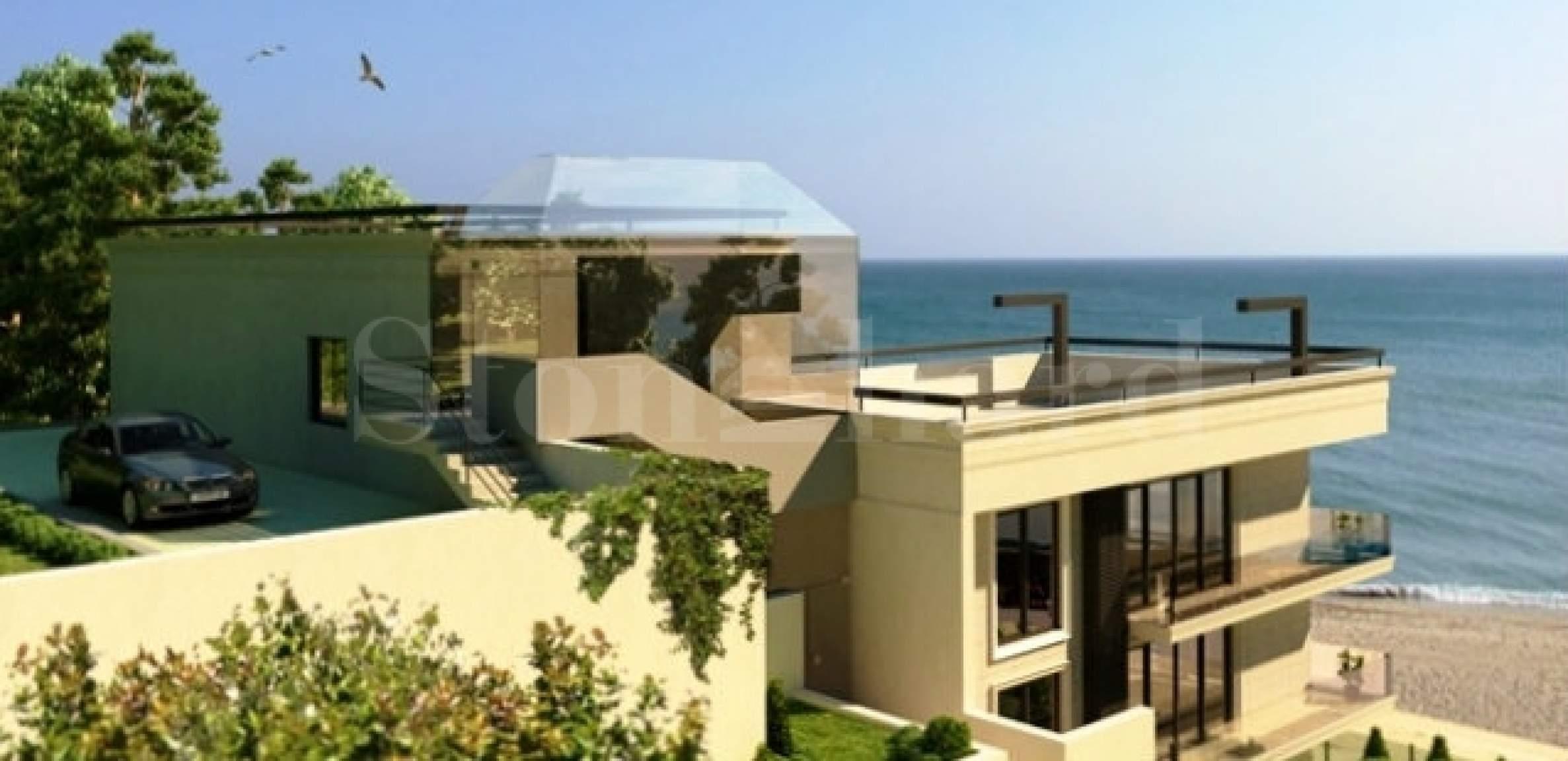 Апартаменти в комплекс на плажа1 - Stonehard