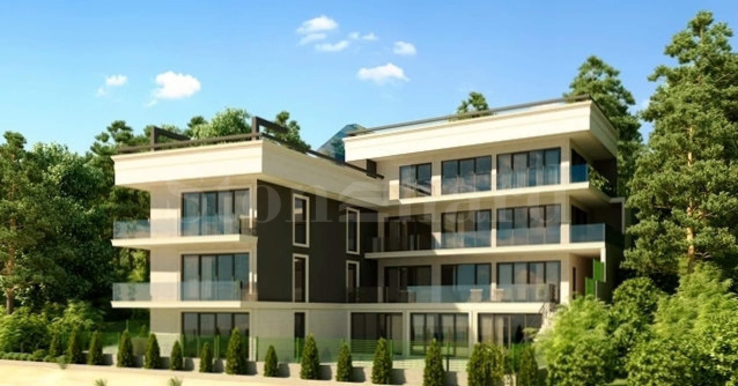 Апартаменти в комплекс на плажа2 - Stonehard