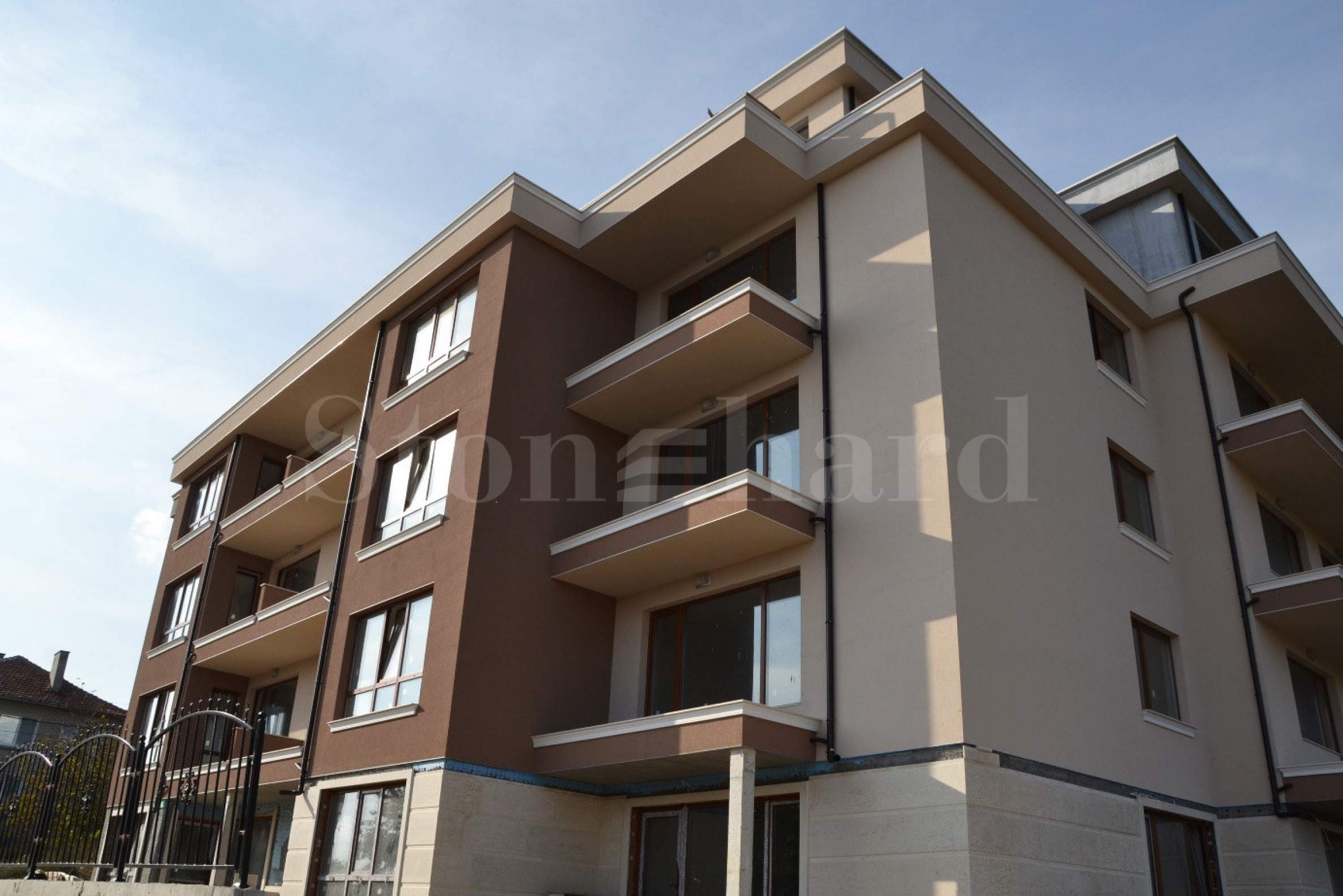 Variety of apartments in a new residential complex1 - Stonehard