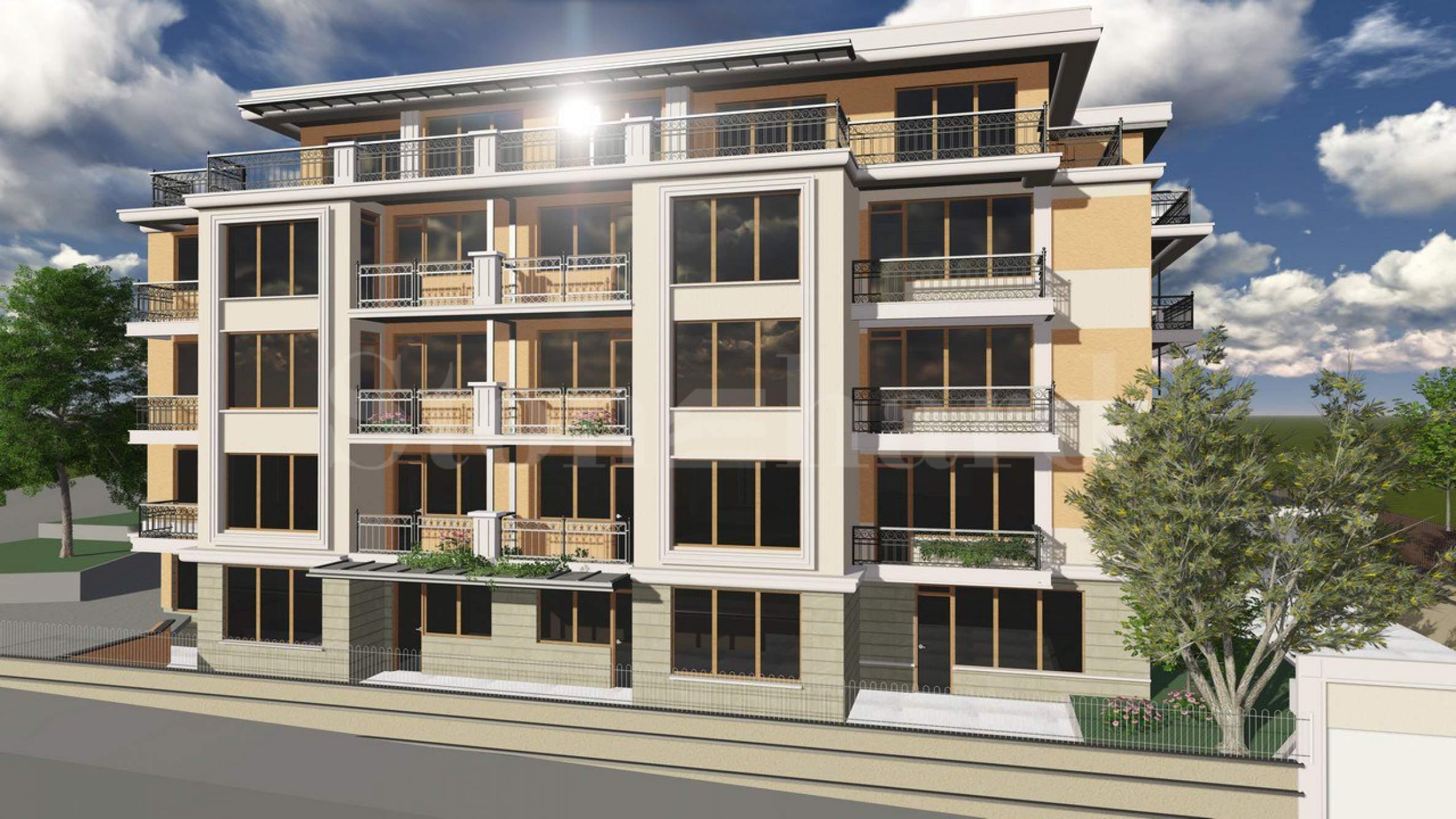Апартаменти в комплекс до борова гора 1 - Stonehard