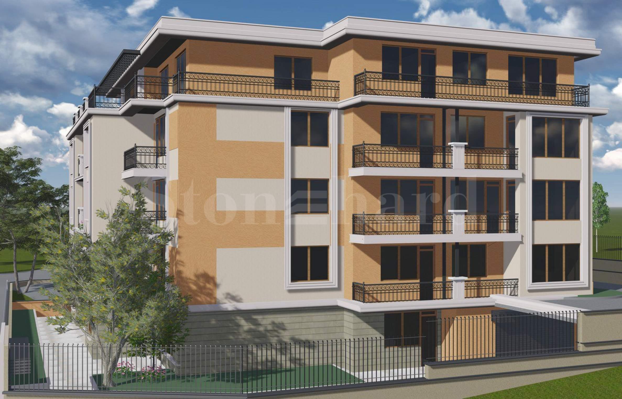 Апартаменти в комплекс до борова гора 2 - Stonehard