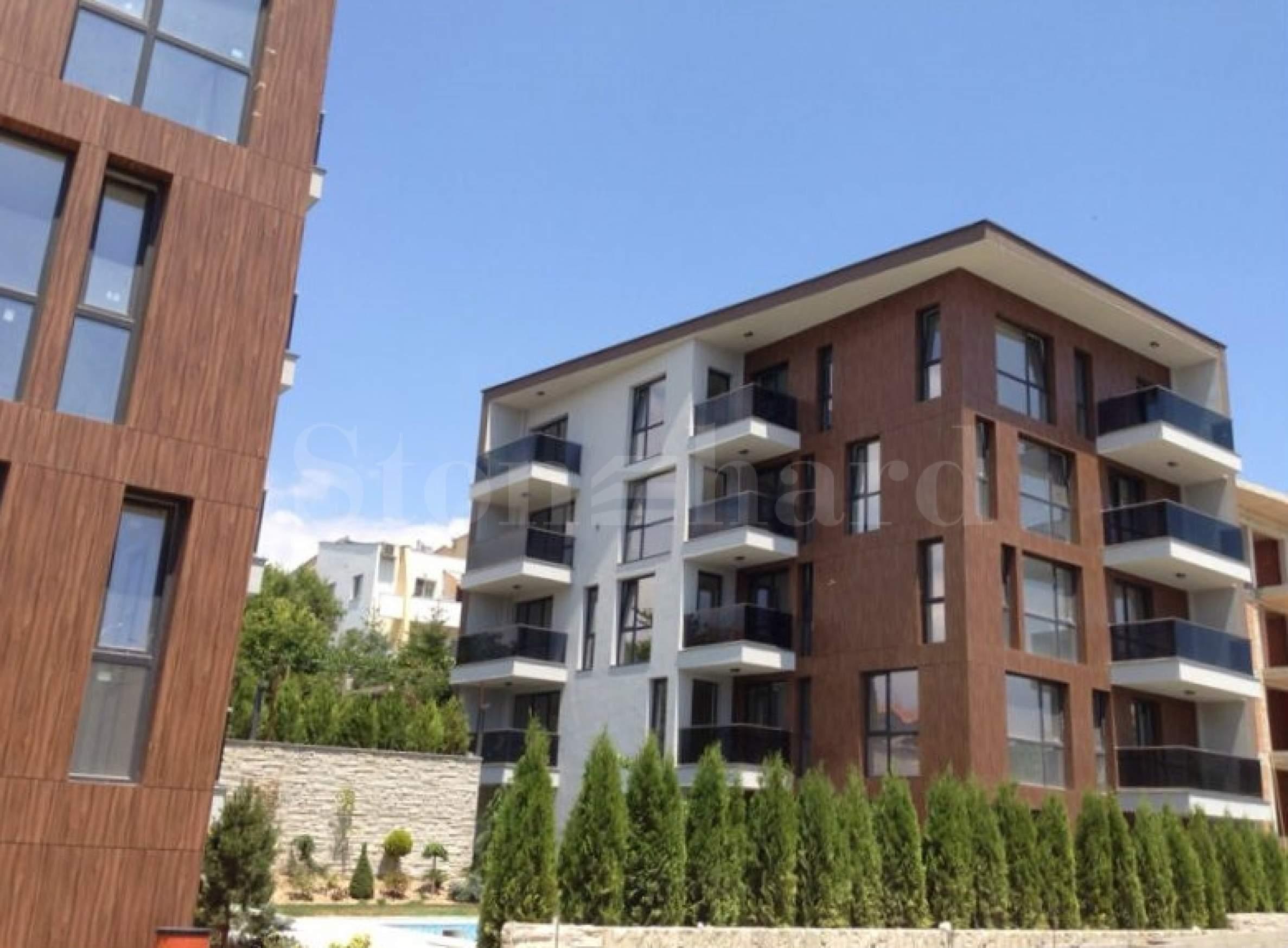 Turn-key apartments in prestigious Euxinograde1 - Stonehard