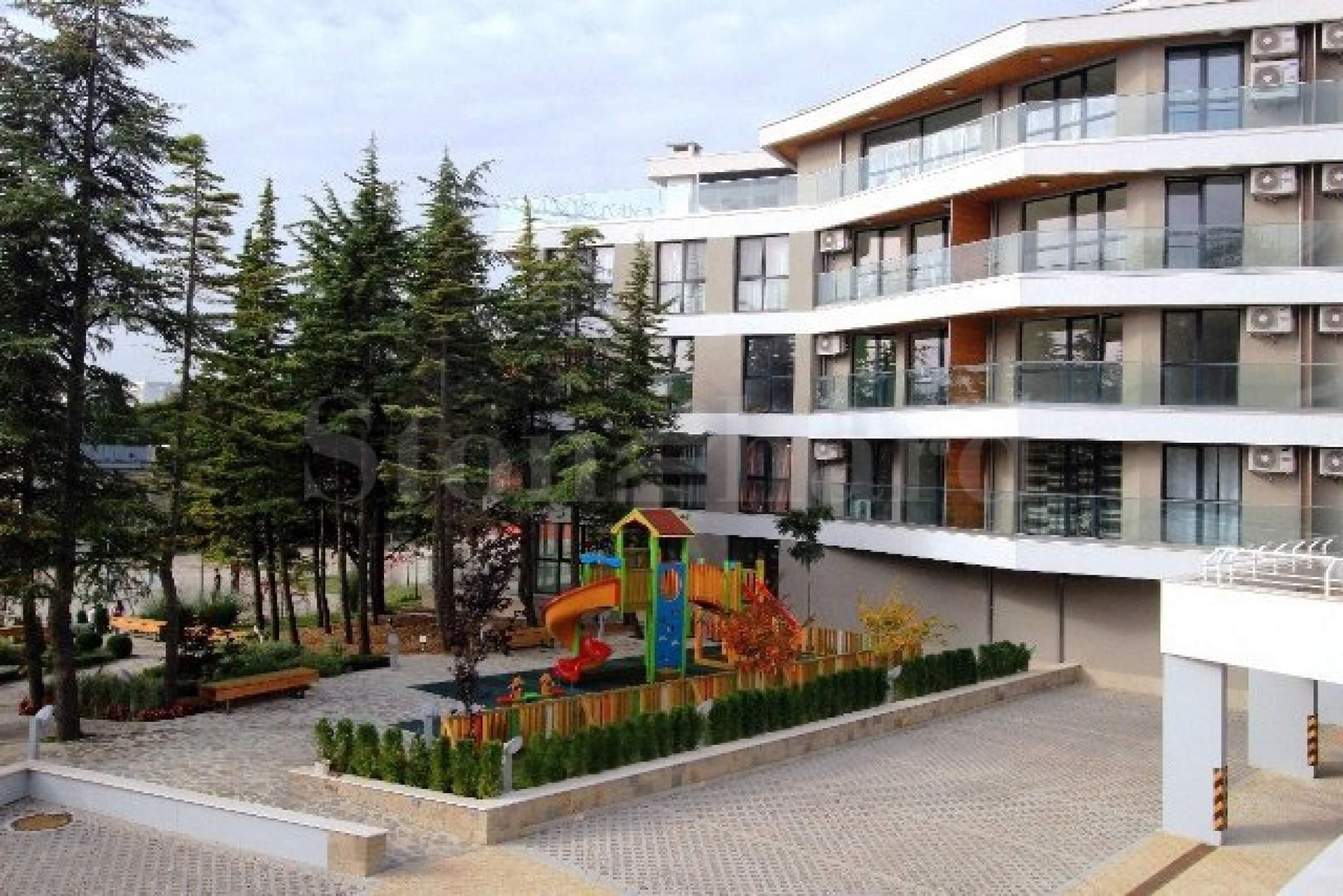 Apartments in new building in Briz district1 - Stonehard