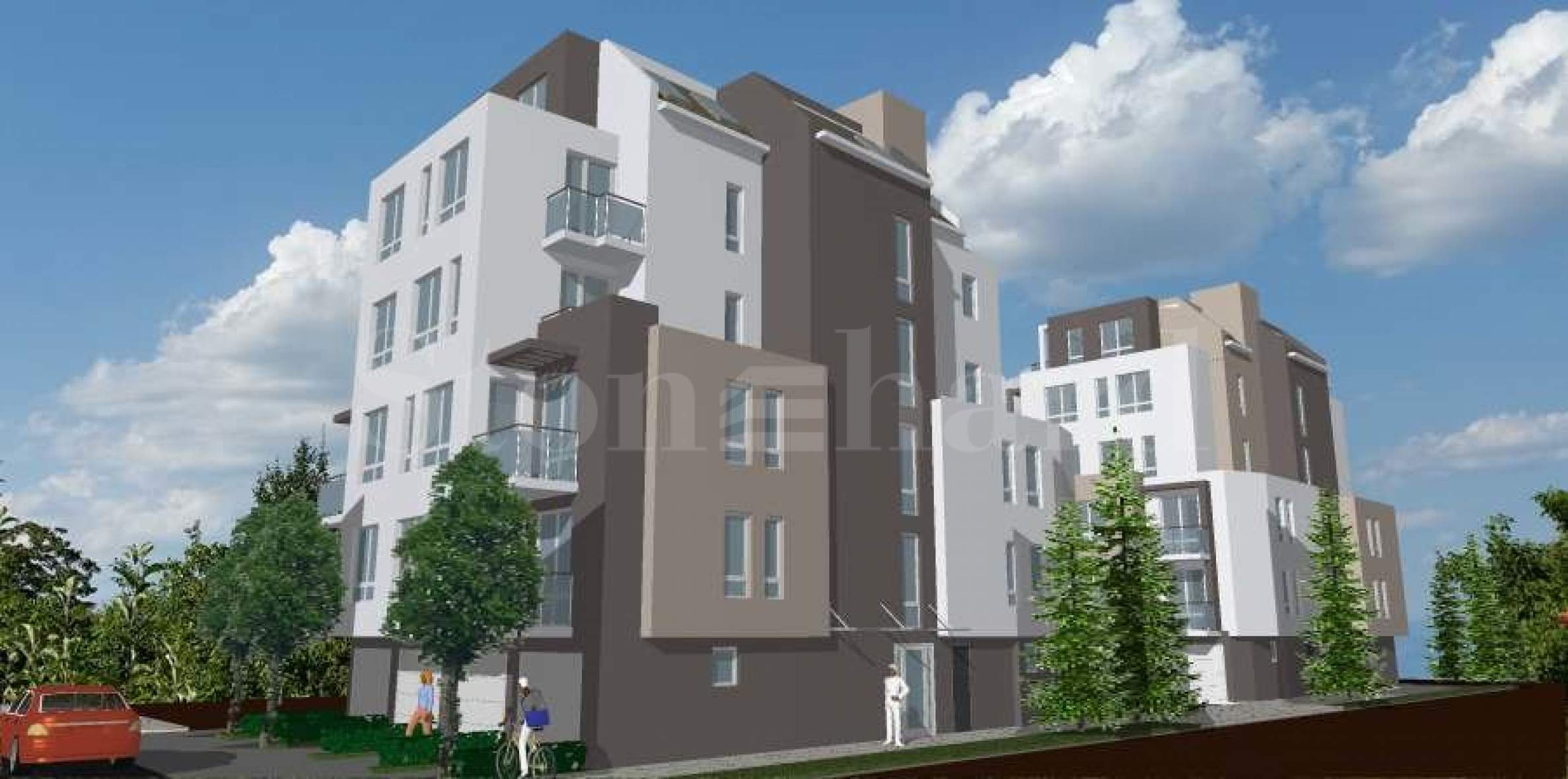 New apartments in Buxton quarter near Vitosha mountain1 - Stonehard