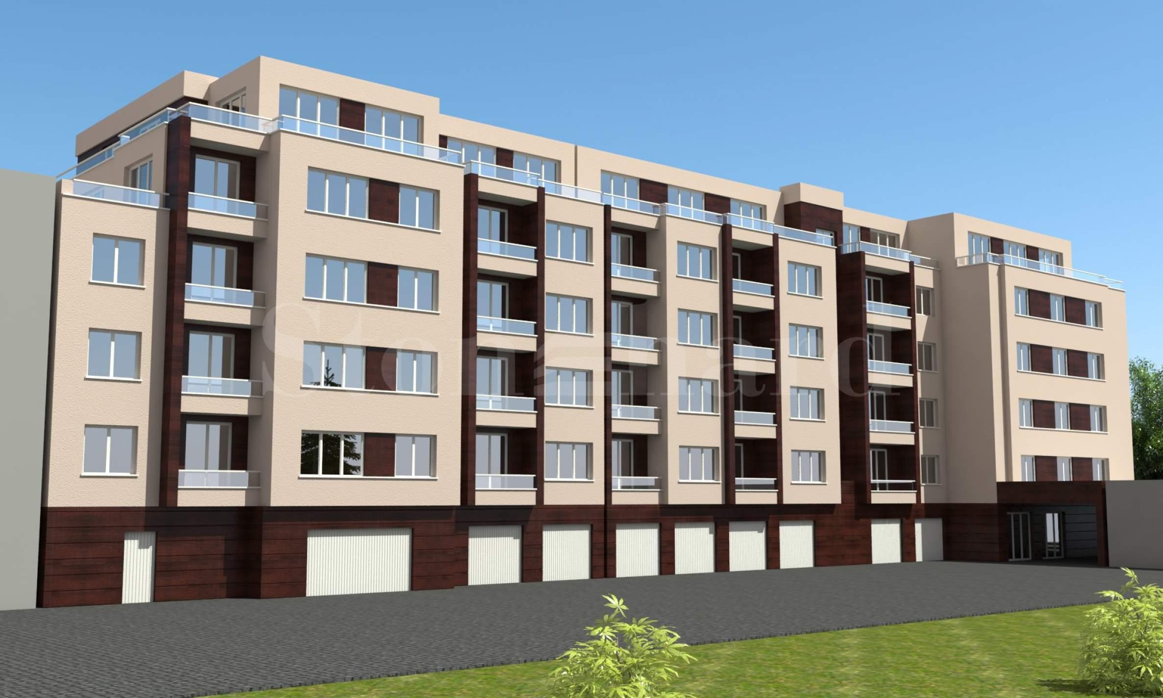 Последни тристайни и многостайни апартаменти в кв. Манастирски ливади2 - Stonehard