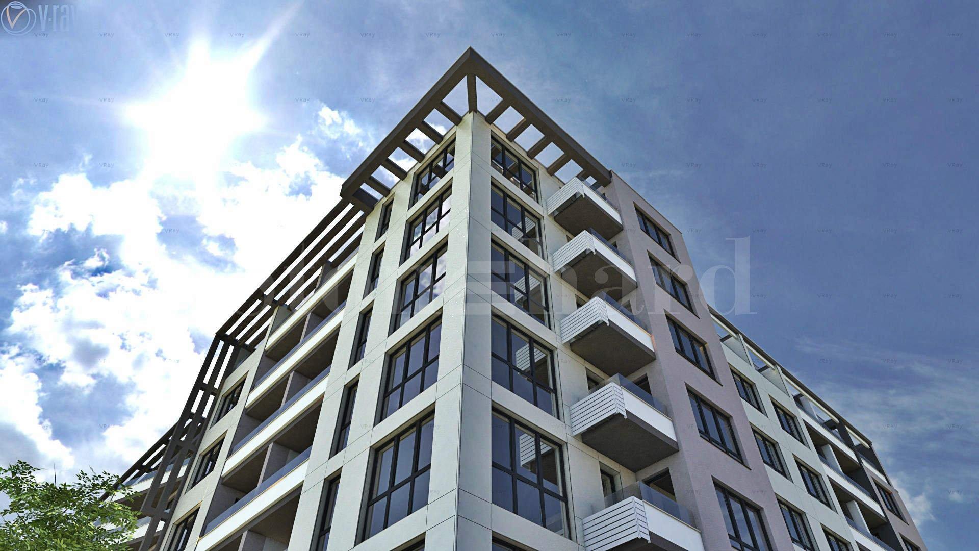 Елегантна нова жилищна сграда в кв. Витоша  1 - Stonehard