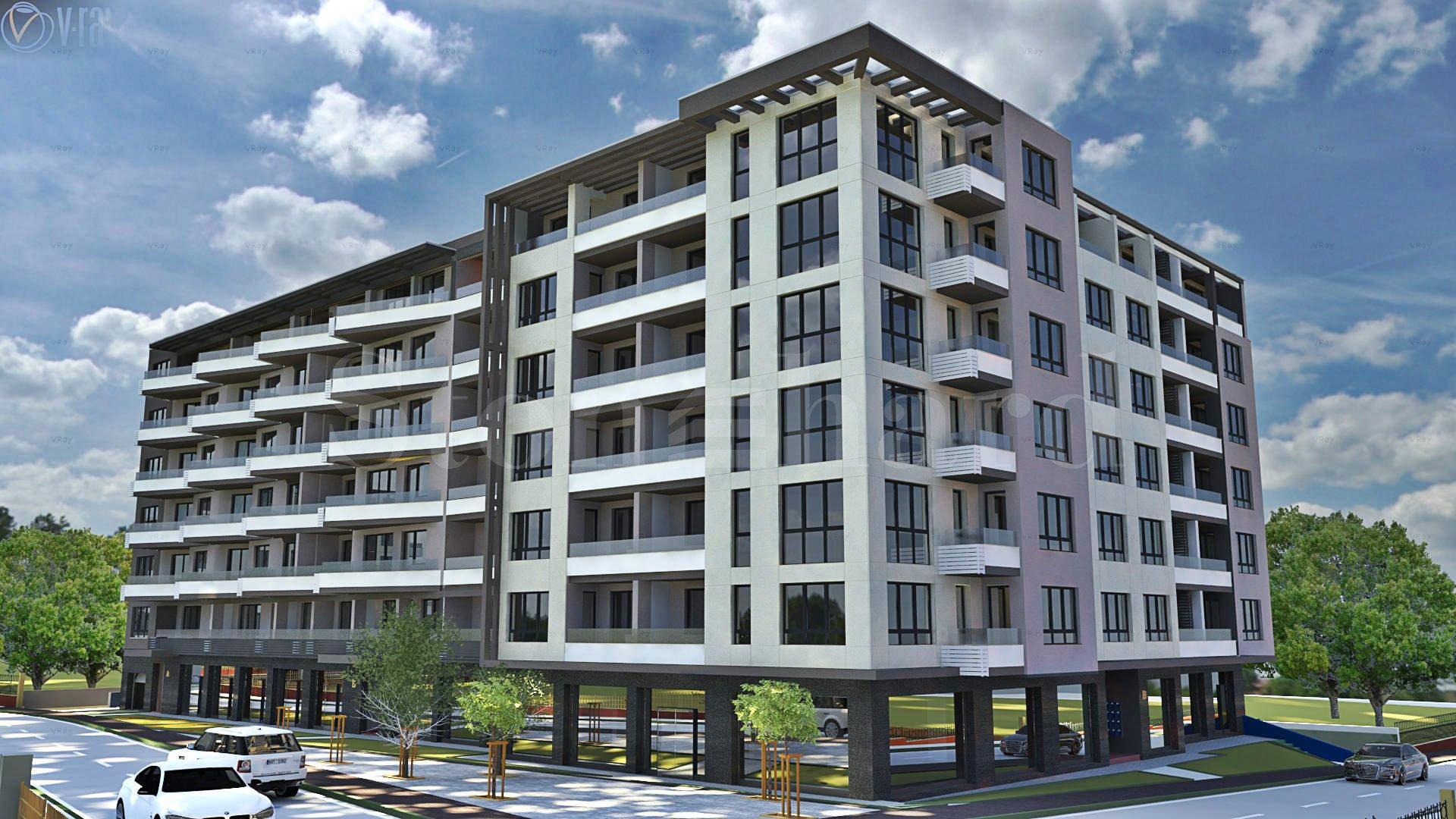Елегантна нова жилищна сграда в кв. Витоша  2 - Stonehard