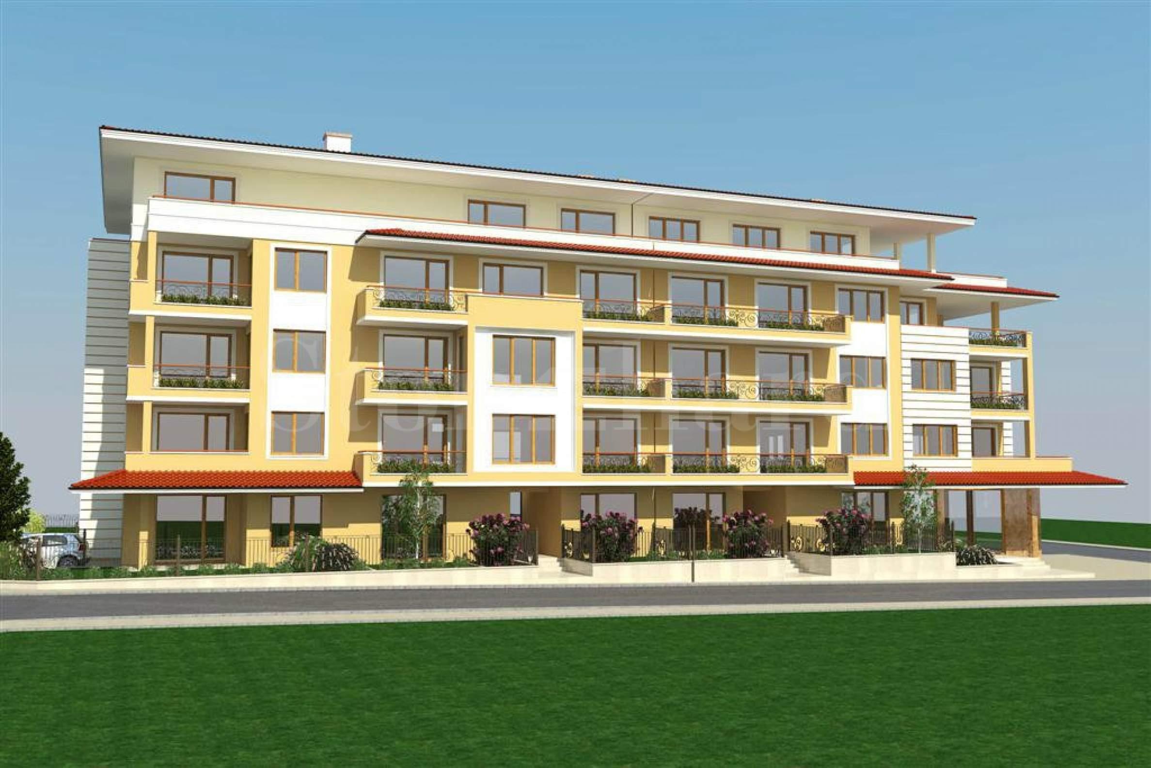 Великолепни апартаменти в живописен район на 100 м от плажа2 - Stonehard