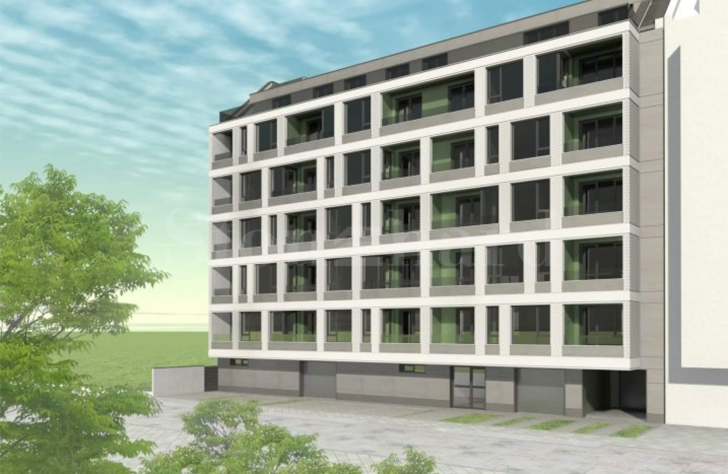 Апартаменти ново строителство в кв. Белите брези1 - Stonehard