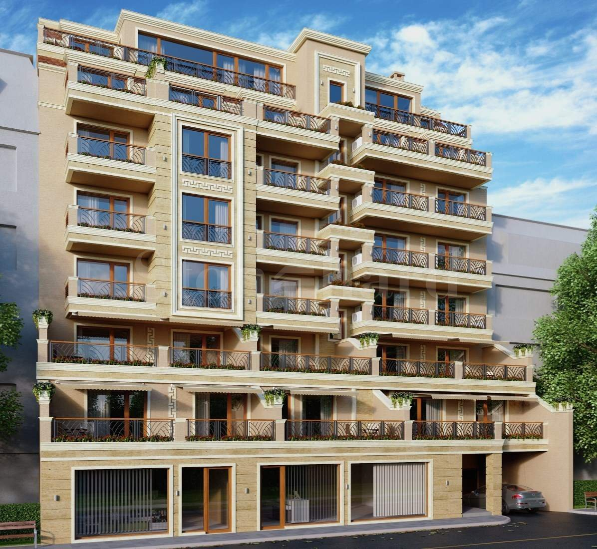 Turn-key ready apartments near metro station2 - Stonehard
