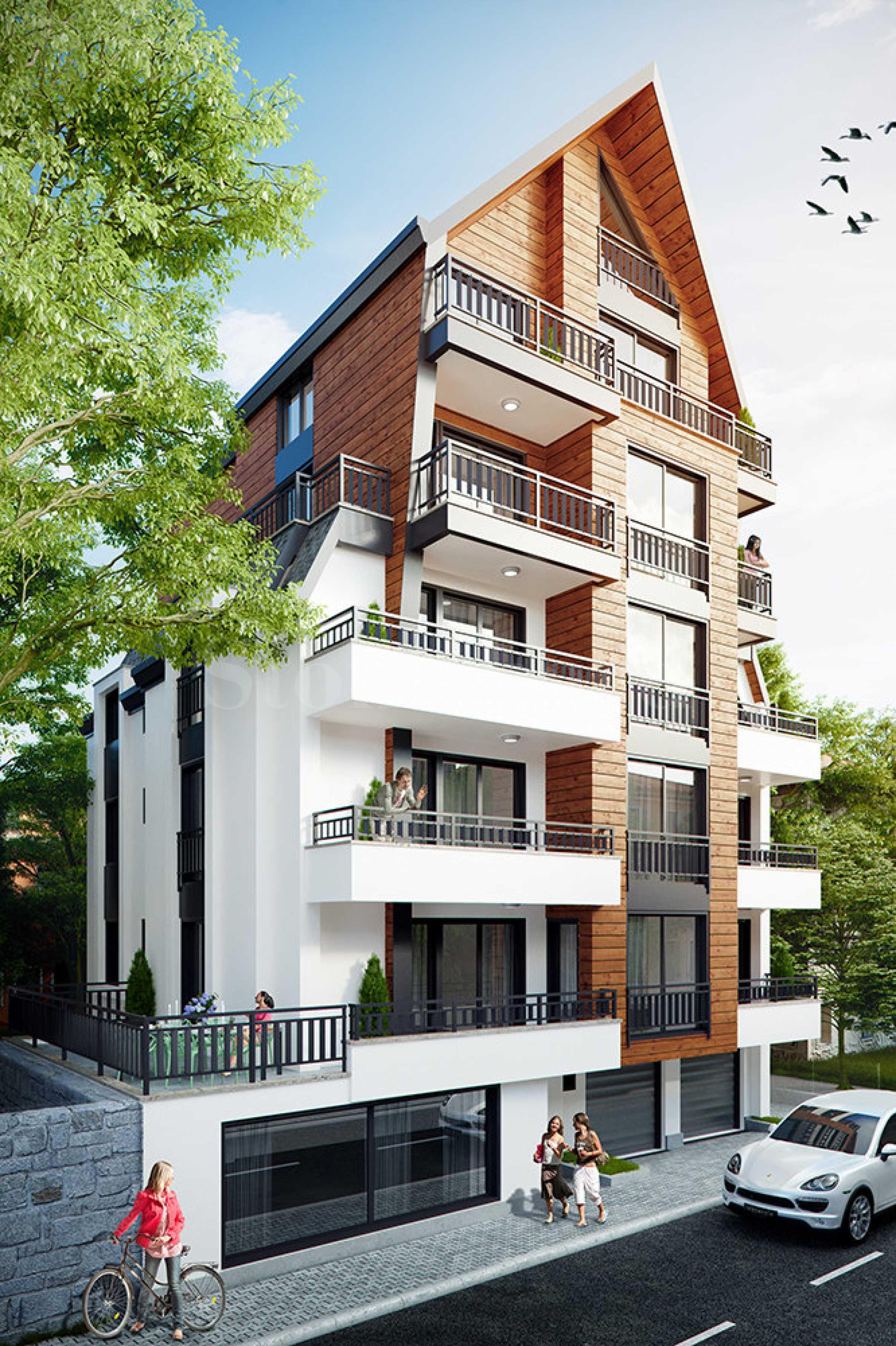 Бутикова сграда с топ локация в кв. Лозенец2 - Stonehard