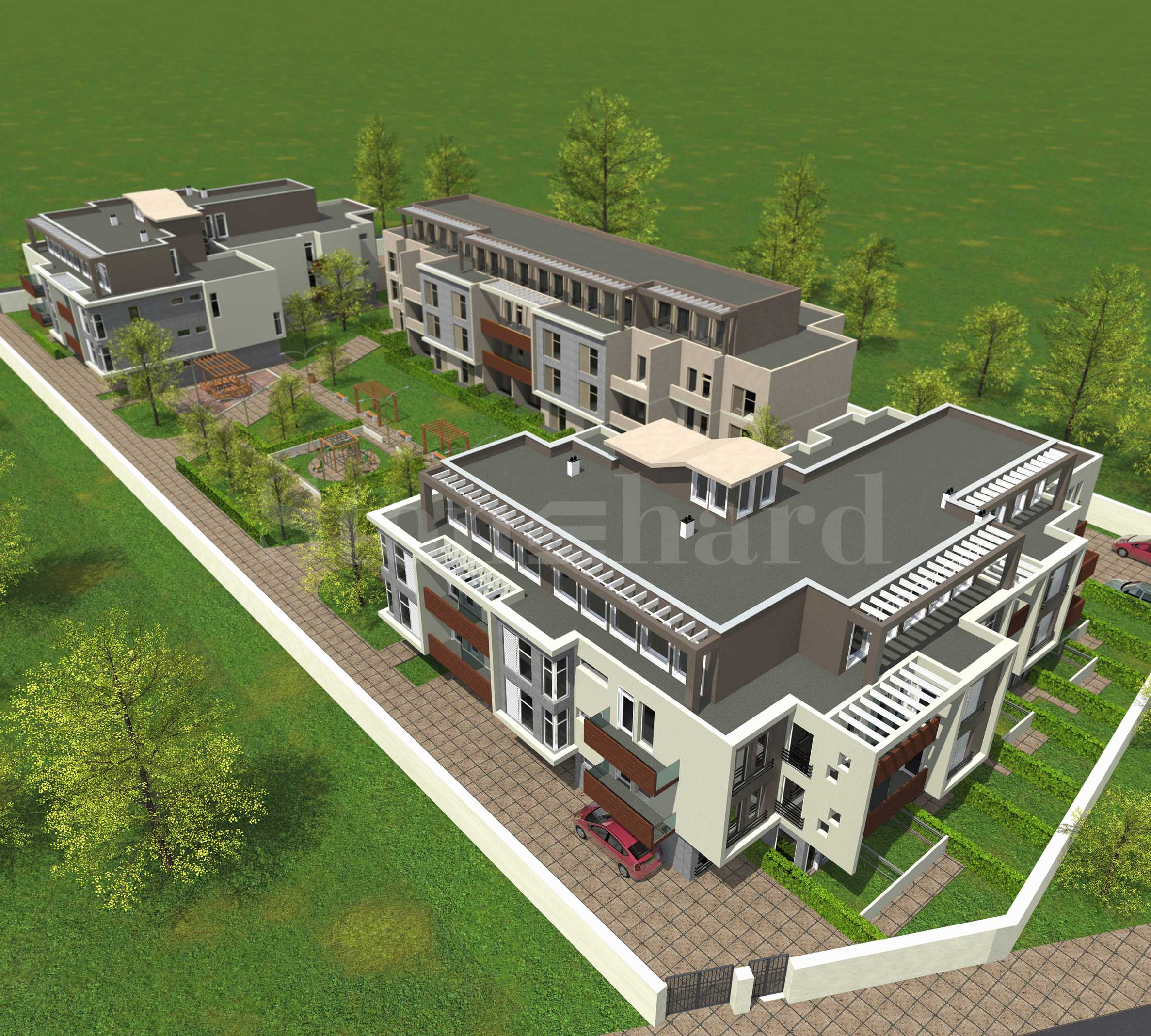 Diverse apartments in a developed neighborhood2 - Stonehard
