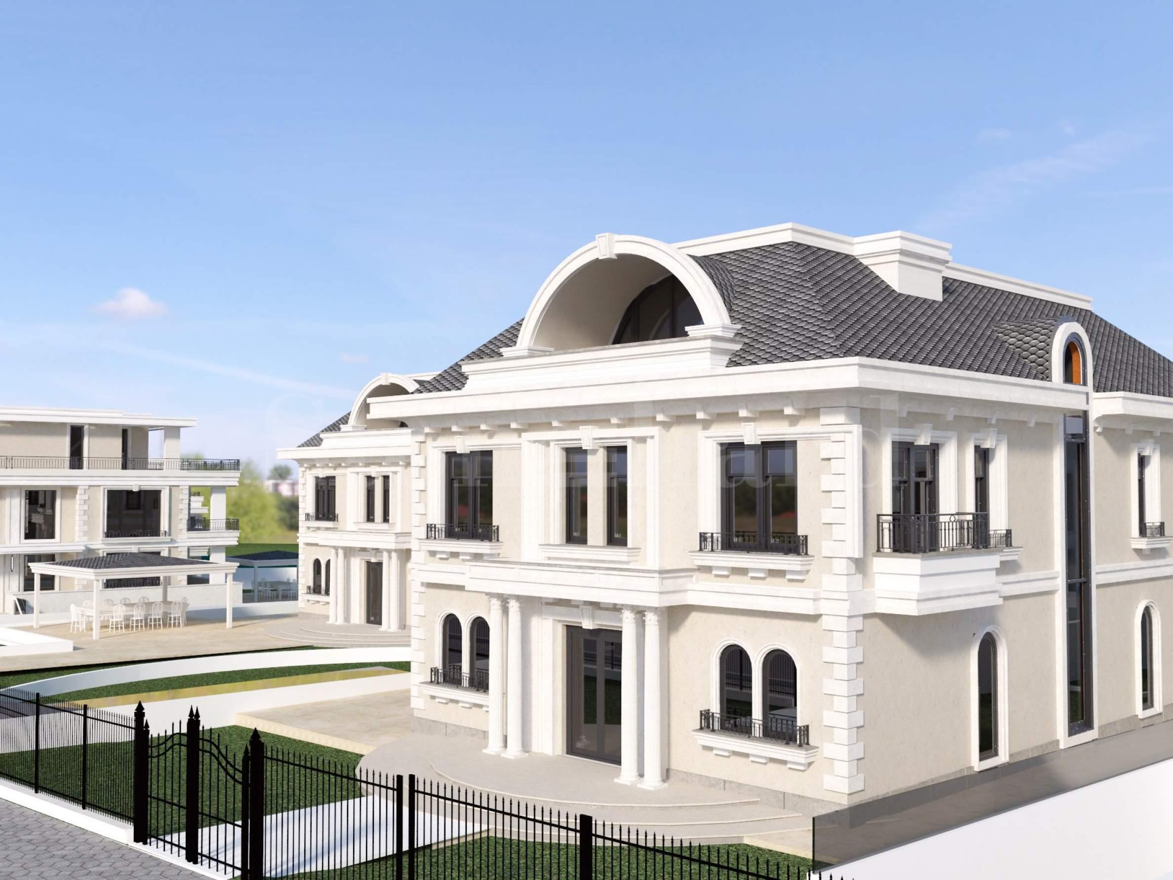 GOLDEN KEYS - нов жилищен комплекс в полите на Витоша1 - Stonehard