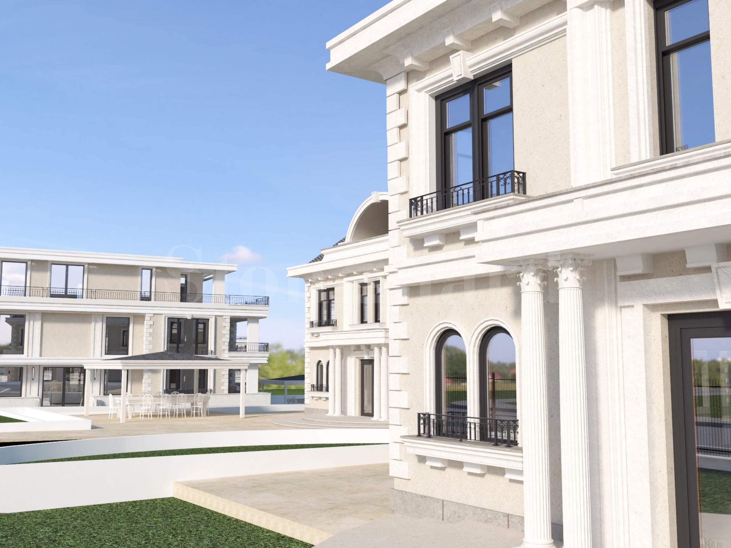 GOLDEN KEYS - нов жилищен комплекс в полите на Витоша2 - Stonehard