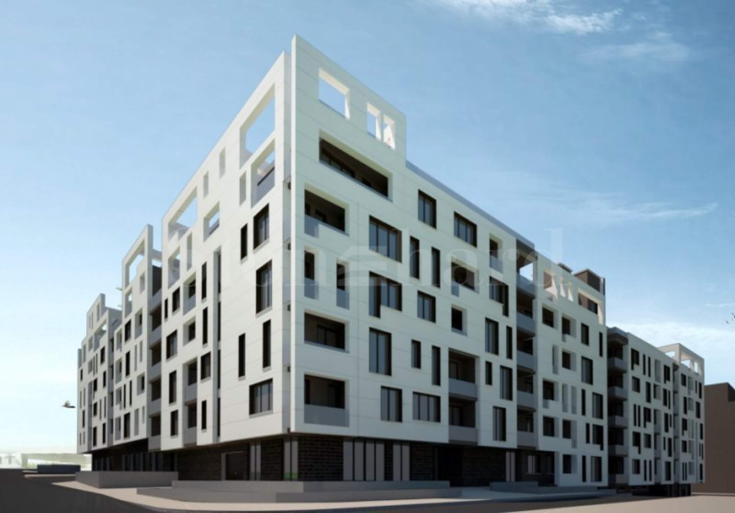 Нови апартаменти в сграда до УНСС1 - Stonehard
