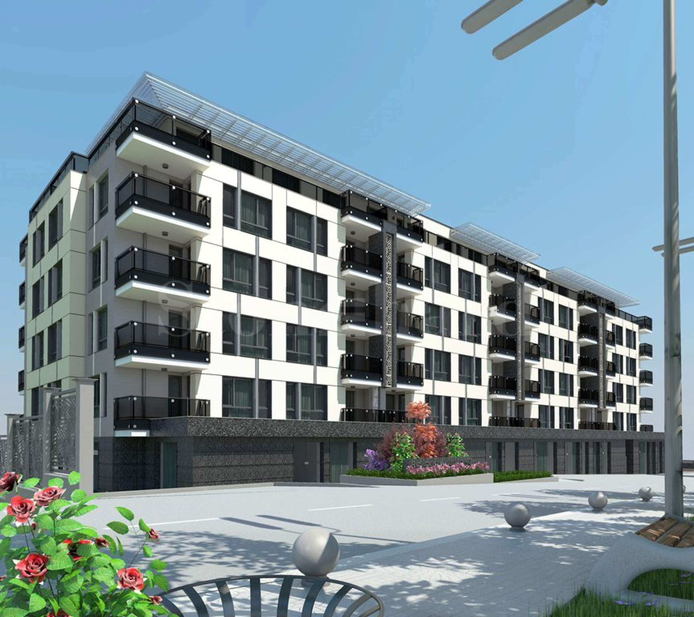 New apartments in communicative and desirable neighborhood2 - Stonehard