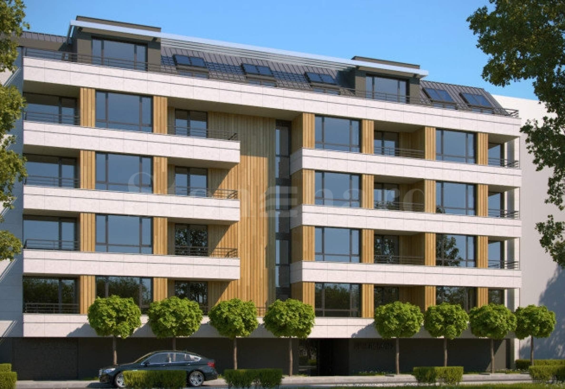 Нова жилищна сграда до метро и парк в широкия център1 - Stonehard