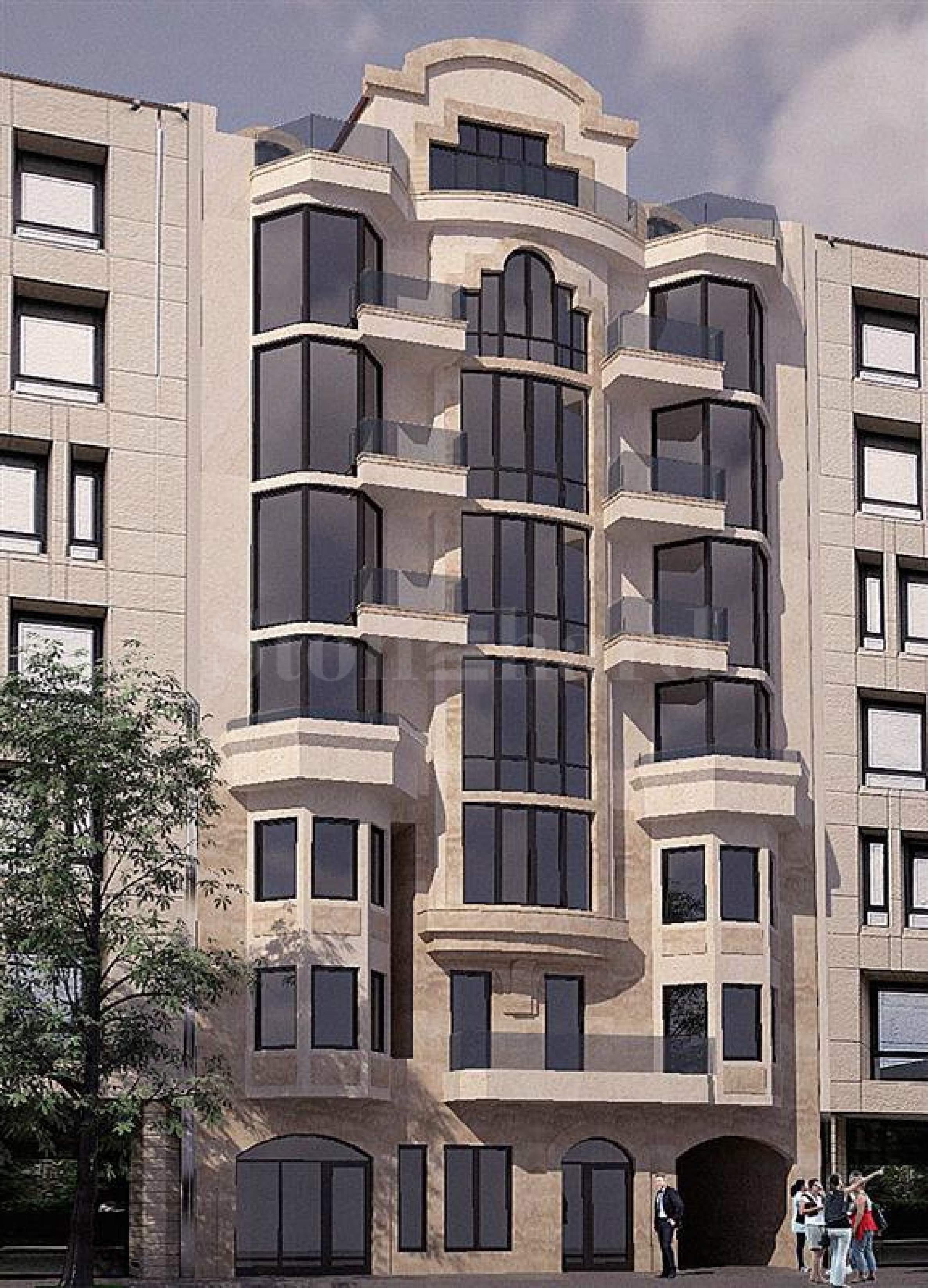 Изгодна инвестиция в апартаменти в центъра на тиха улица1 - Stonehard