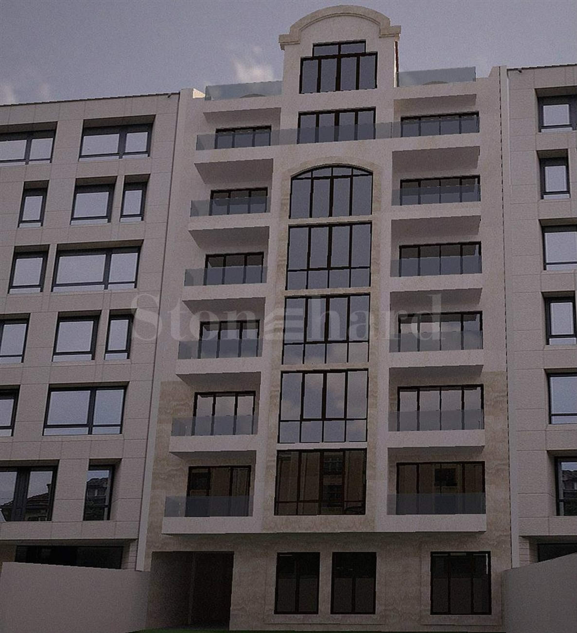 Изгодна инвестиция в апартаменти в центъра на тиха улица2 - Stonehard
