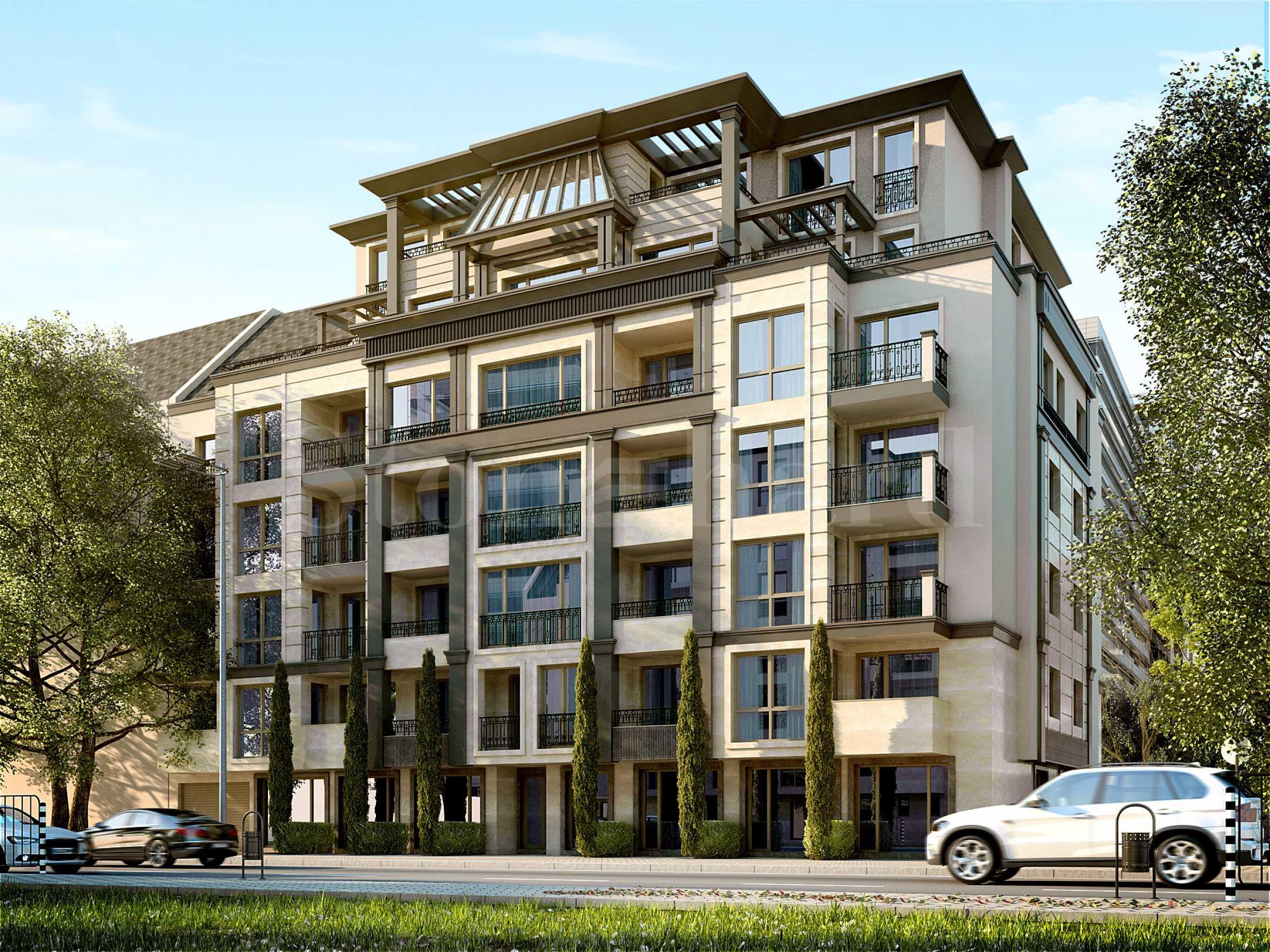 Апартаменти в луксозна сграда ново строителство в ж.к. Лазур1 - Stonehard