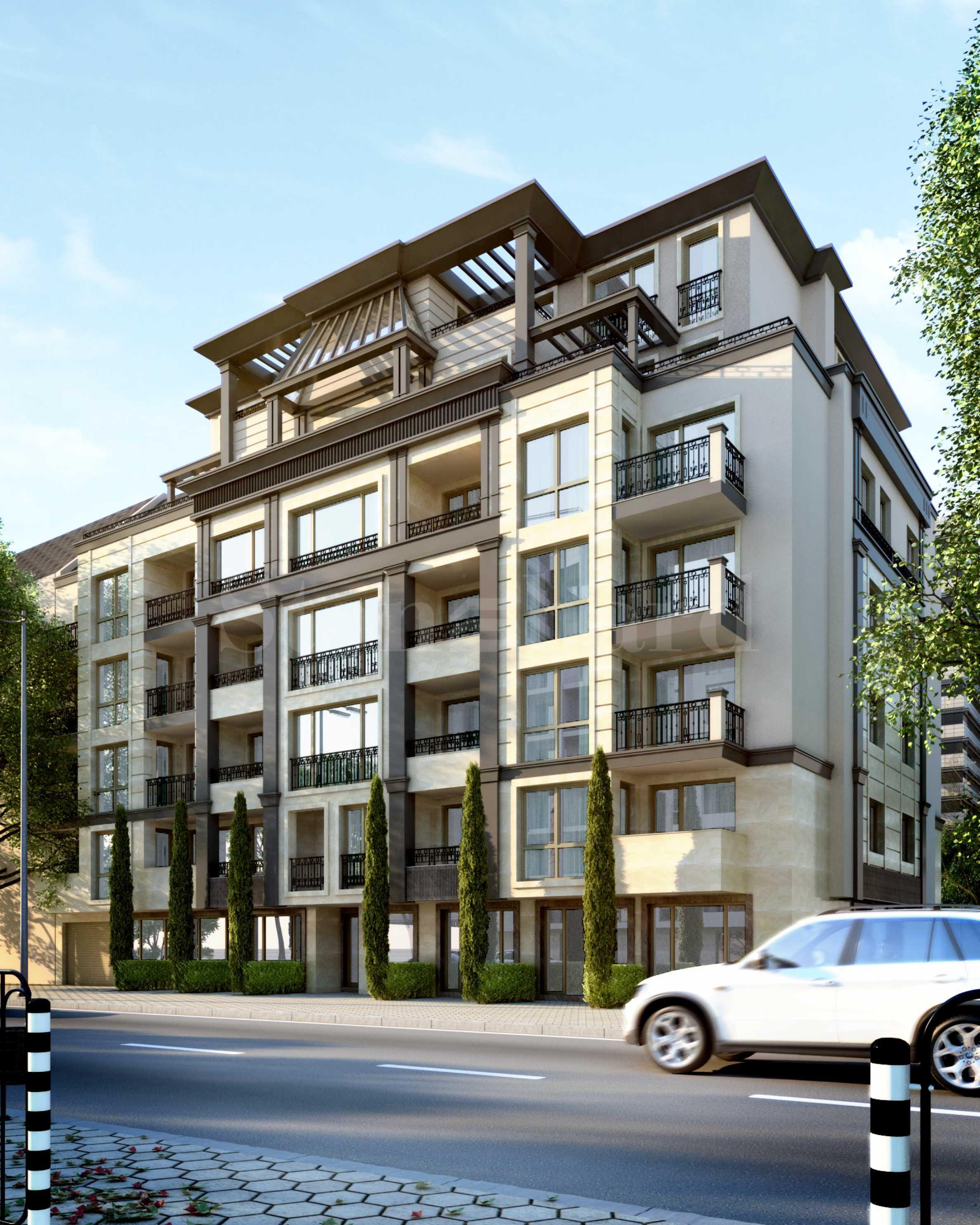 Апартаменти в луксозна сграда ново строителство в ж.к. Лазур2 - Stonehard
