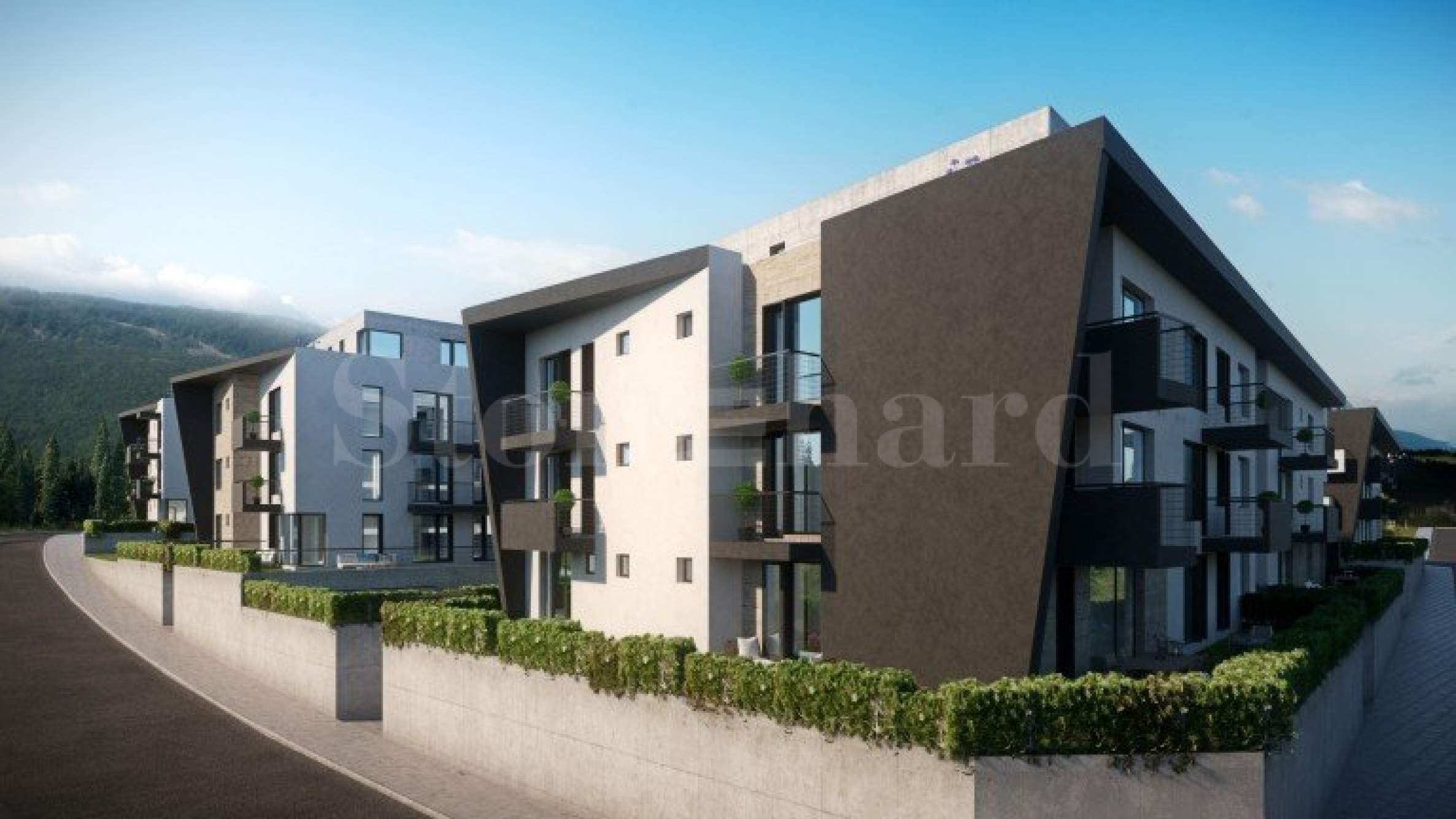Closed complex with spacious apartments in a desirable quarter2 - Stonehard