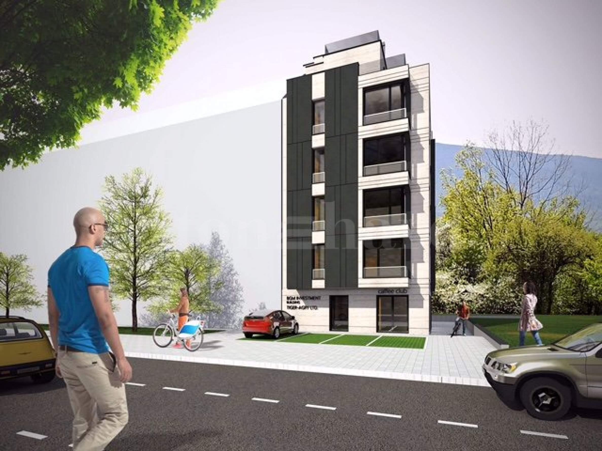 Елегантна жилищна сграда сред зеленина, в елитен квартал на София2 - Stonehard