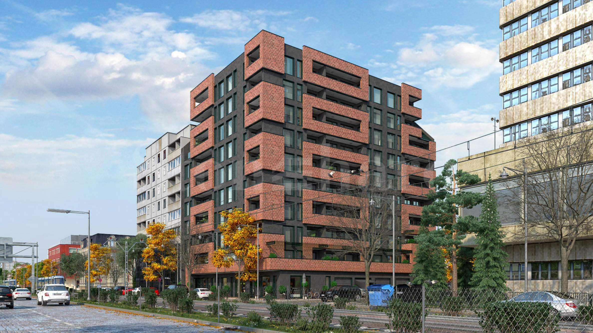 Apartments in a southern neighborhood near Vitosha mountain1 - Stonehard
