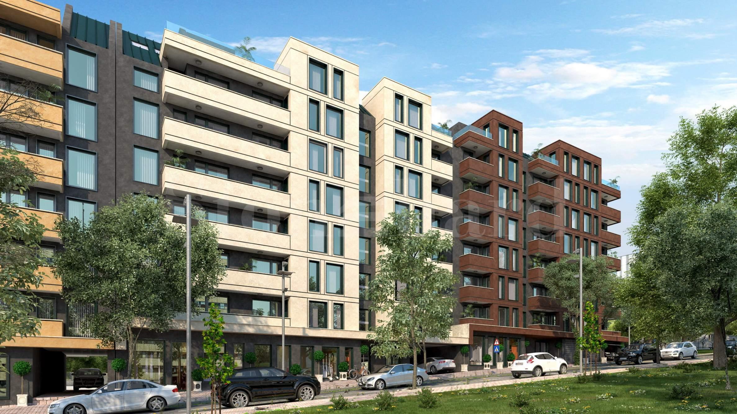 New apartments near New Bulgarian University1 - Stonehard