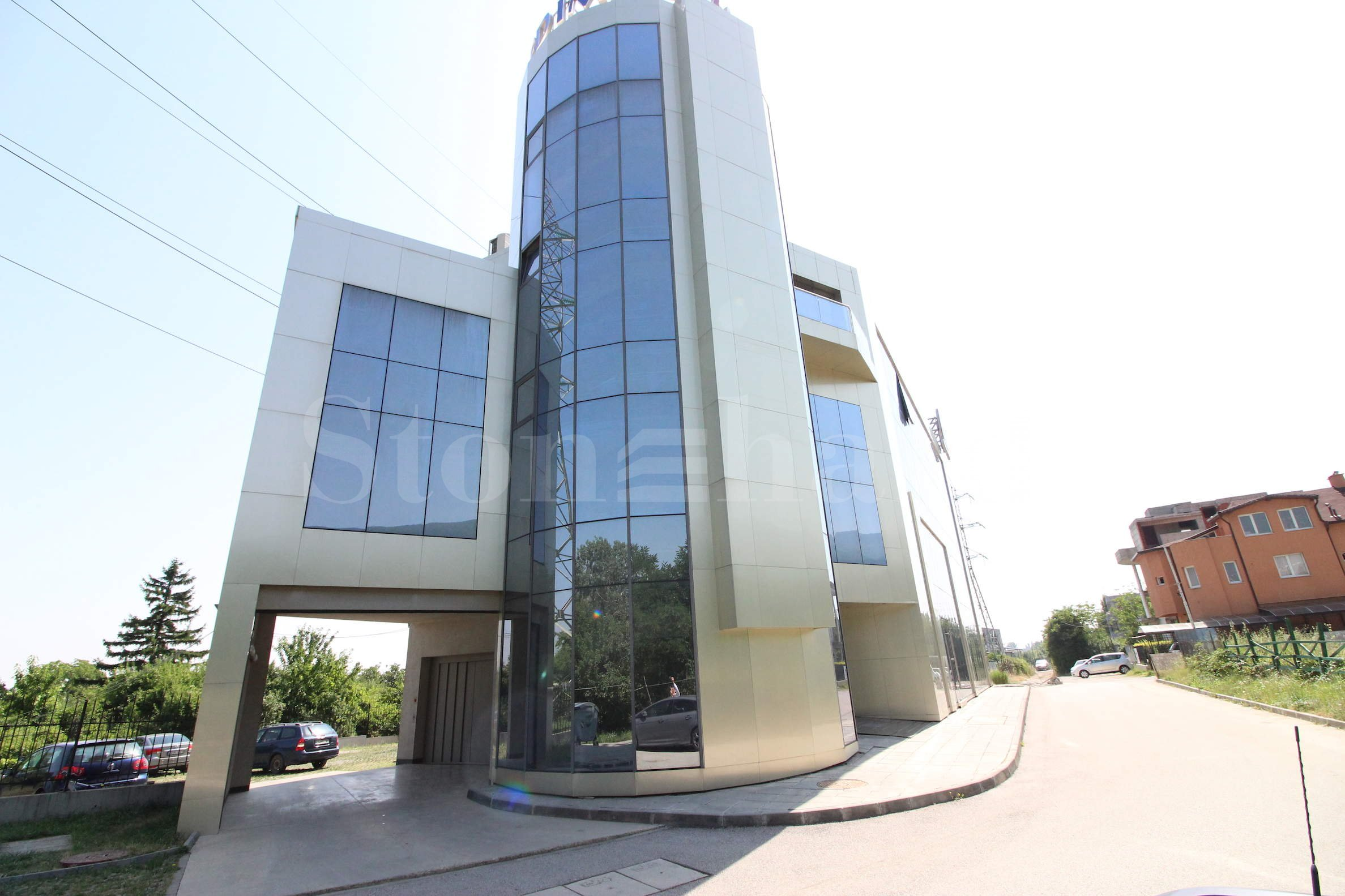 Modern office building with unique location in Manastirski livadi District1 - Stonehard
